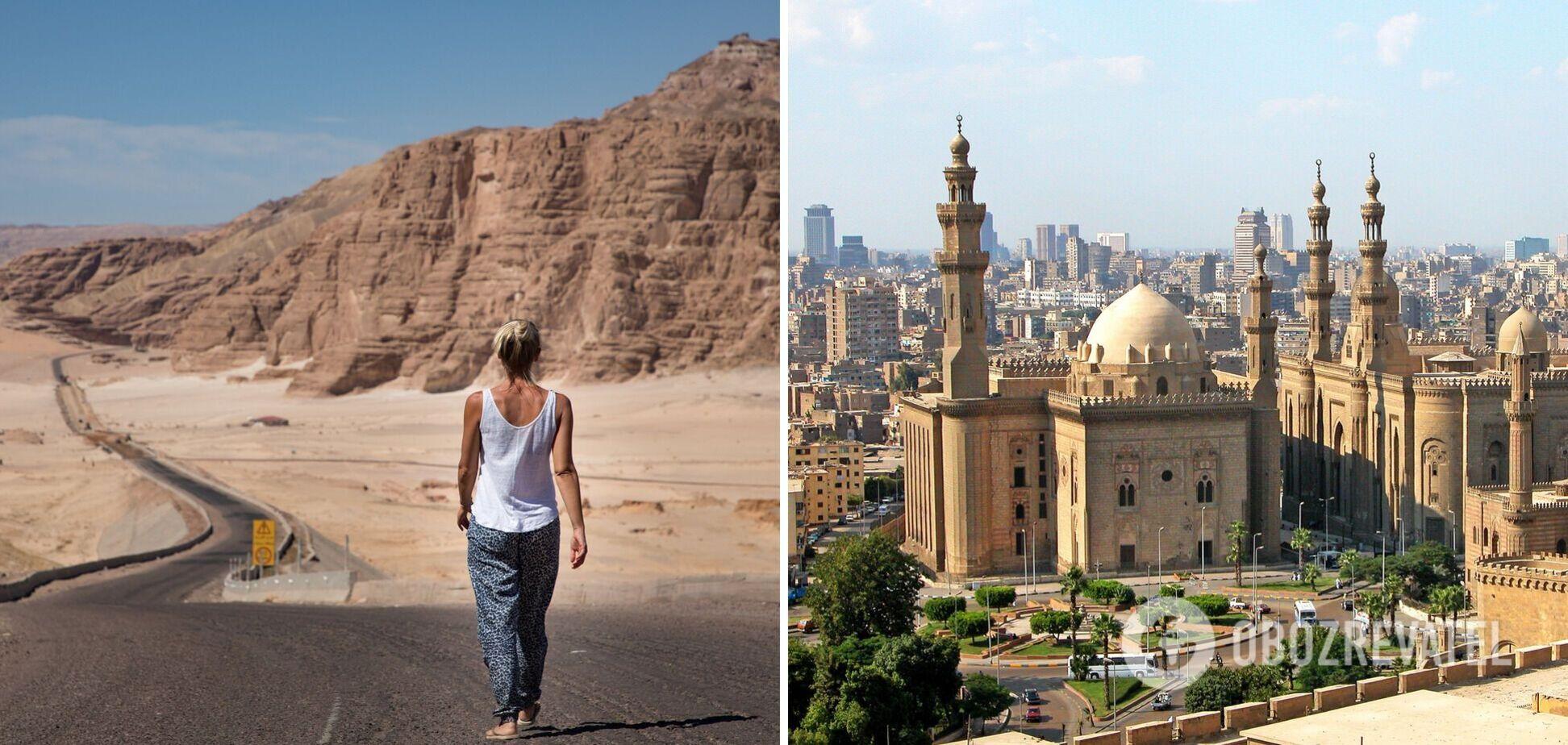 Украинка поделилась своими впечатлениями после отдыха в Египте