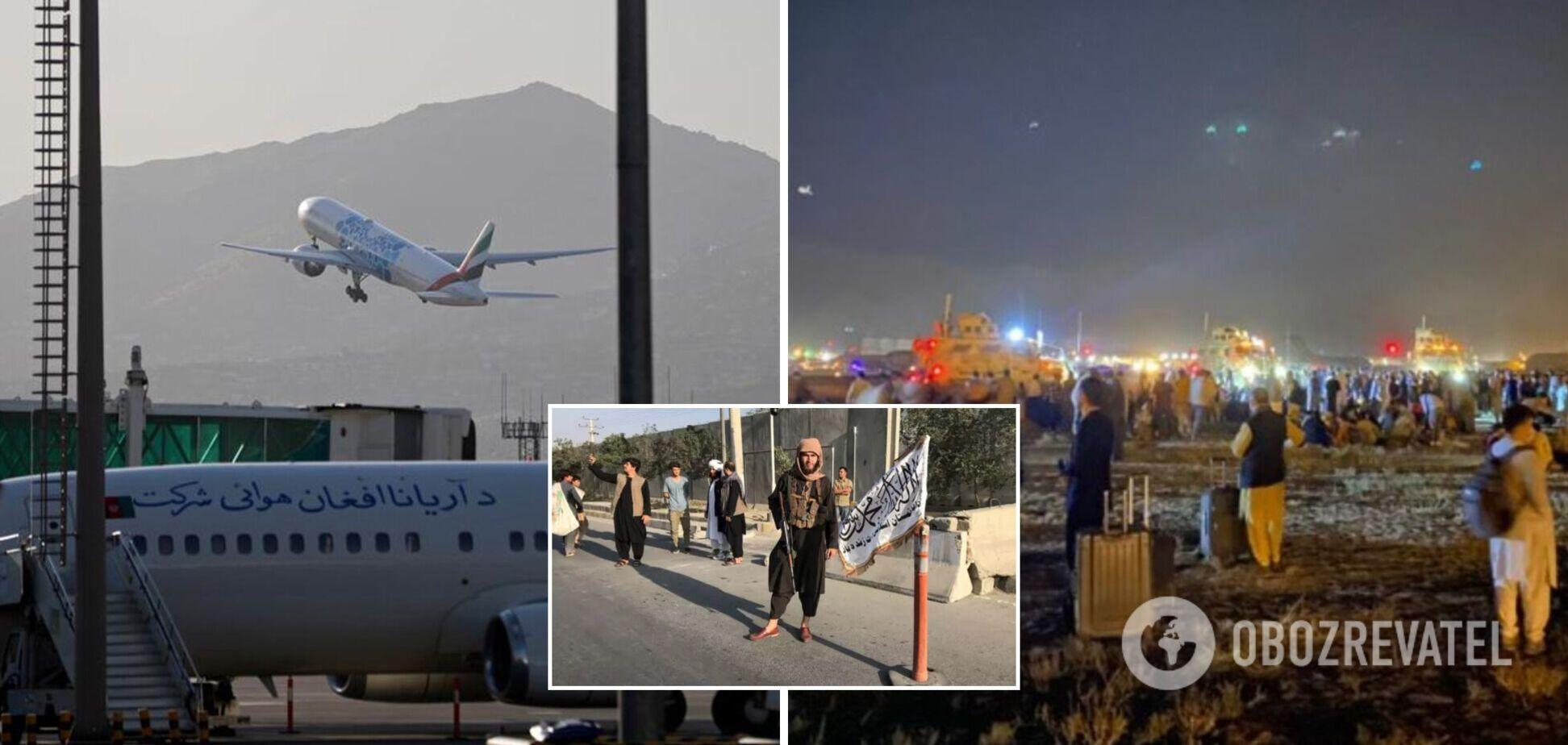 Україна відправить до Кабула літак по українців – Данилов