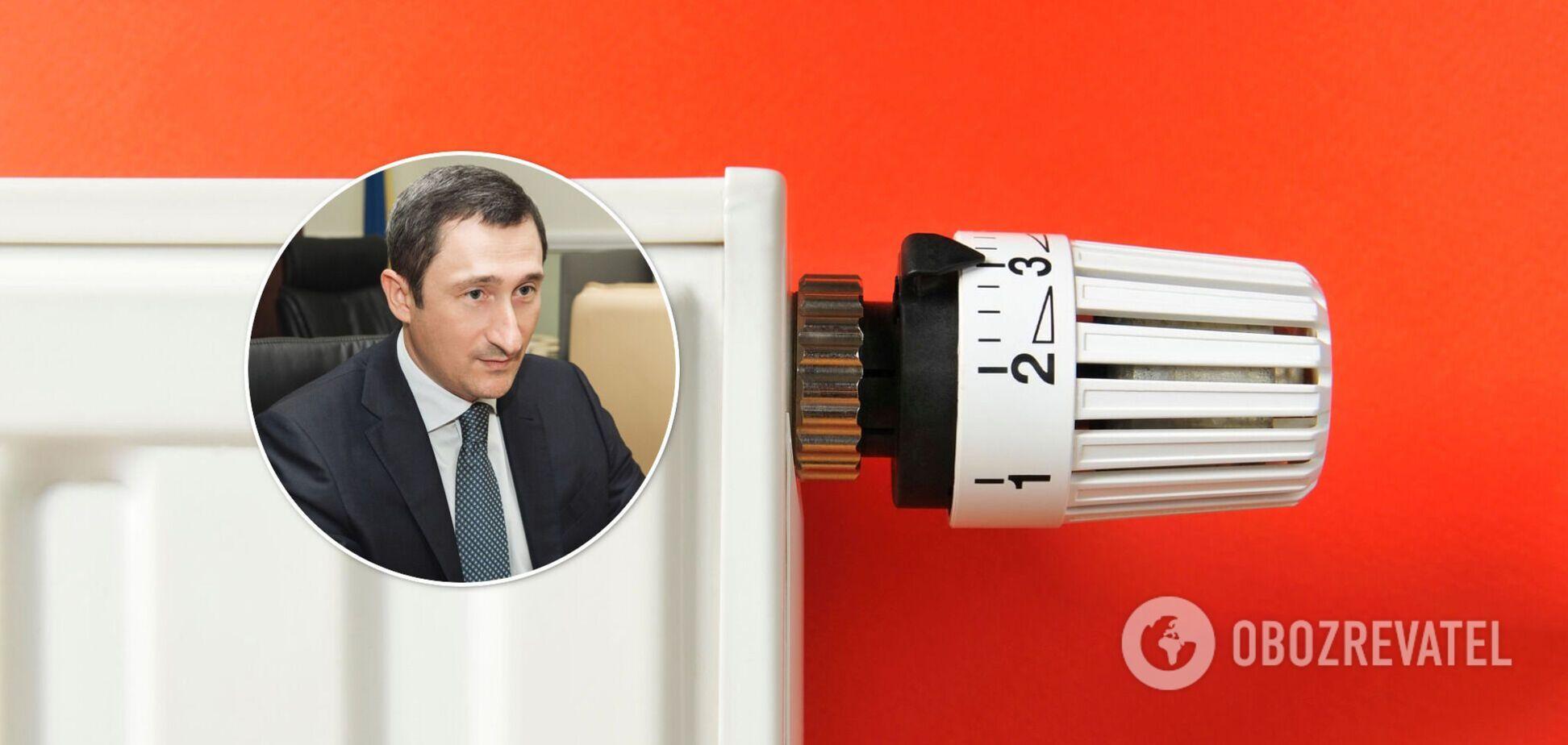 Тарифы на тепло для населения должны основываться на фиксированной цене природного газа, – Чернишов