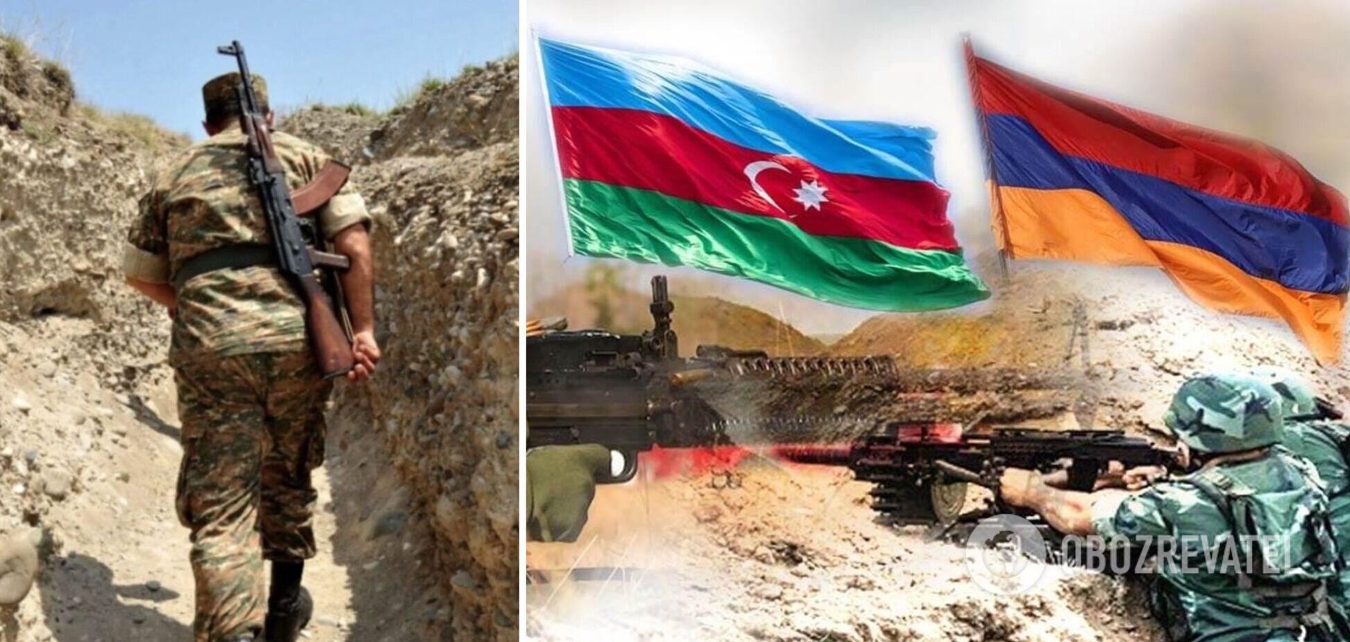 Вірменія та Азербайджан обмінялися звинуваченнями в стрілянині на кордоні. Усі подробиці
