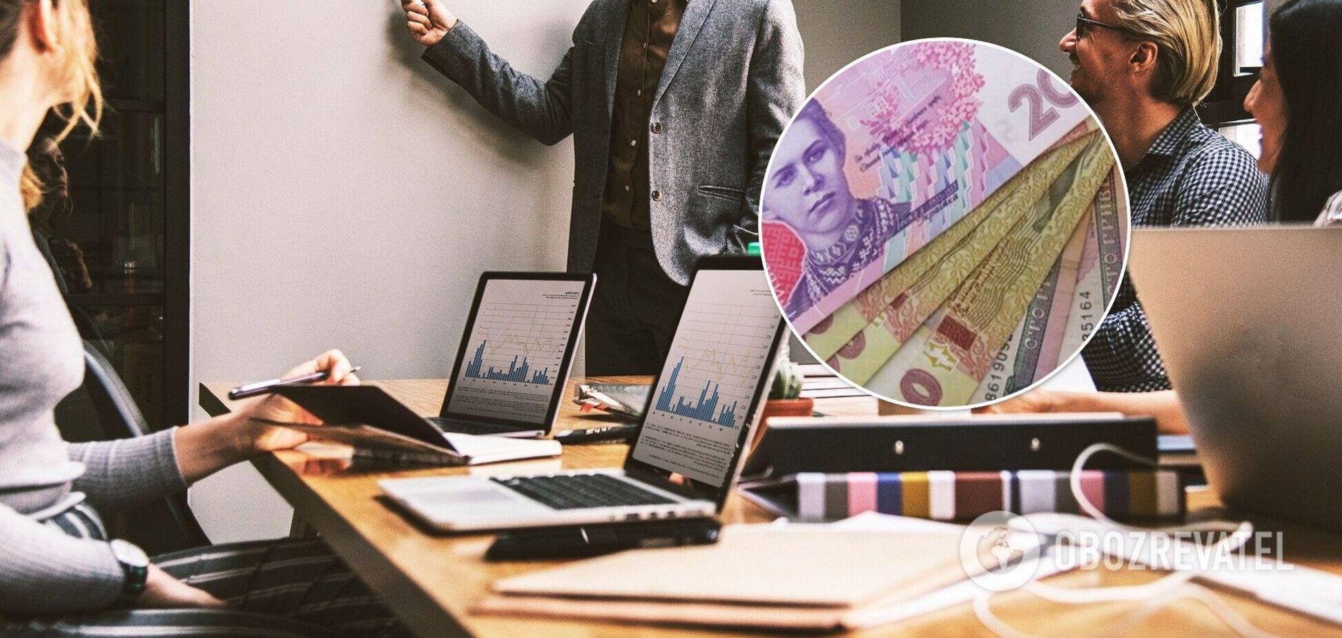 Мінімальна зарплата у 2022-му зросте аж в жовтні