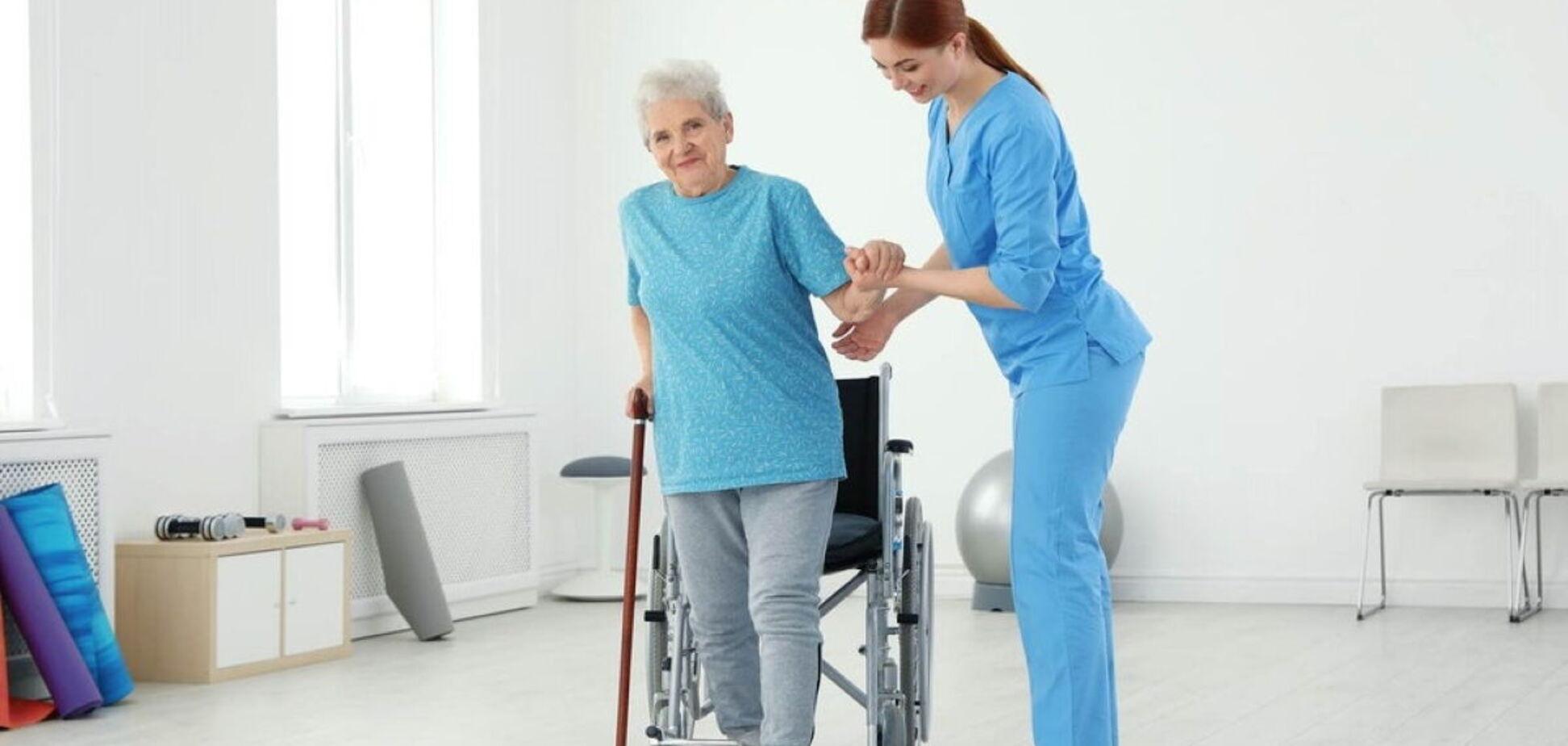 Важность физических упражнений после инсульта