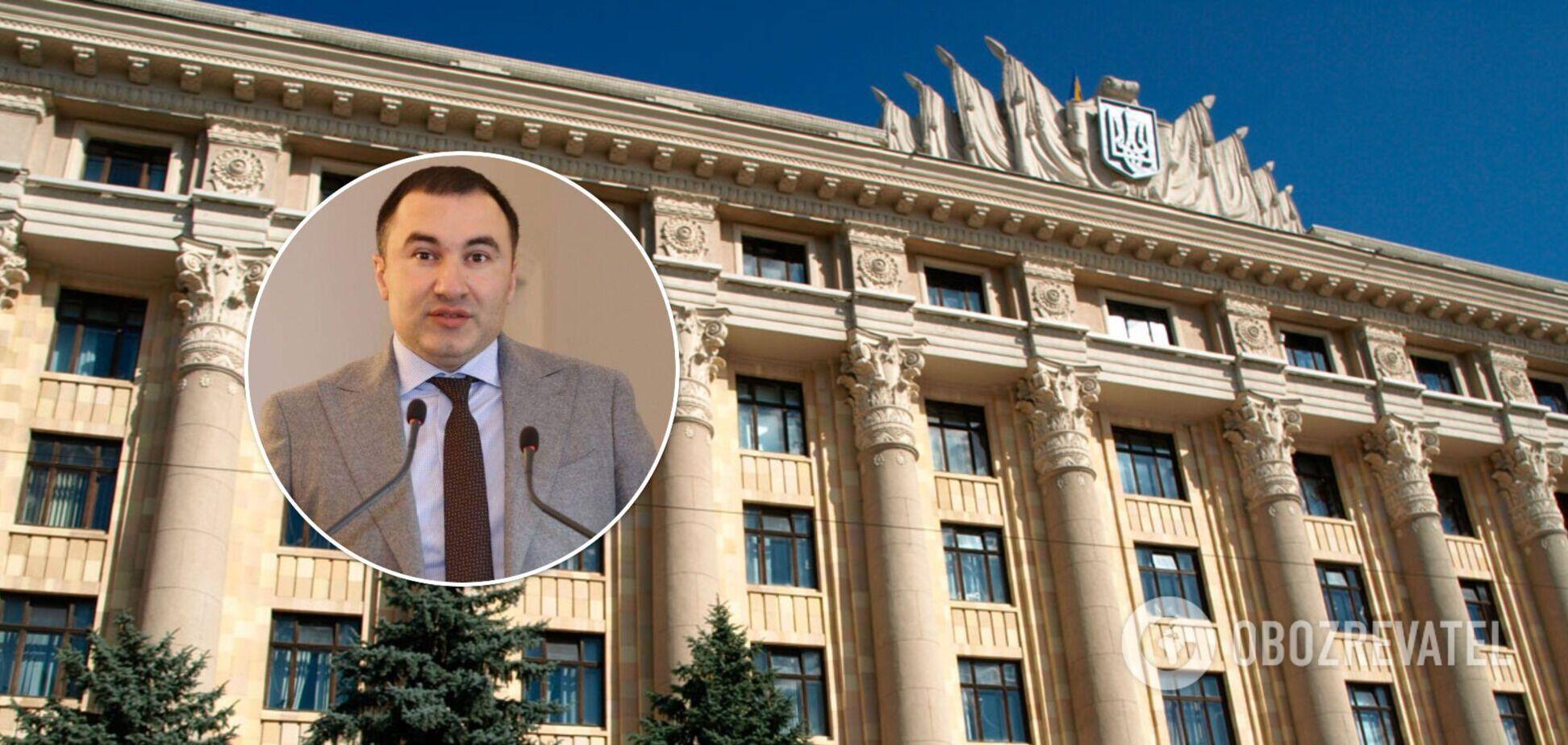 Підозрюваний у корупції голова Харківської облради склав повноваження. Документ