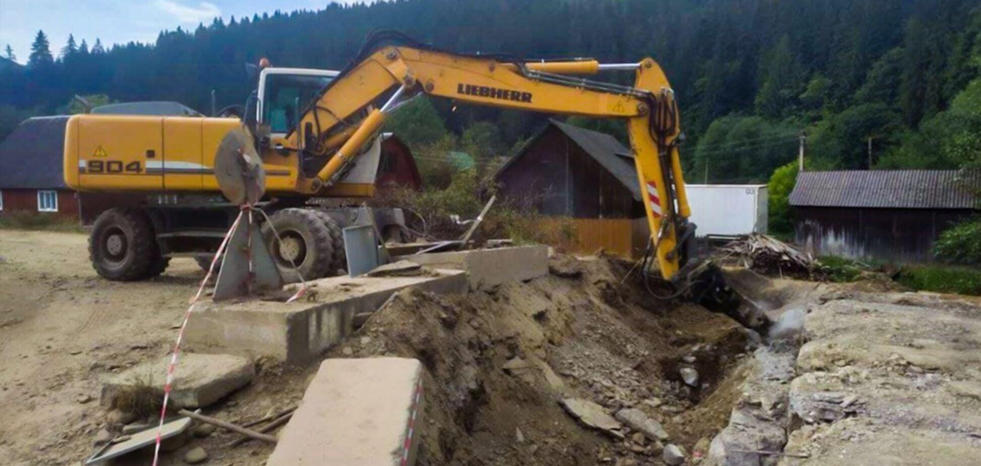 Два мости через р. Путилка на буковинській дорозі будуть відремонтовані