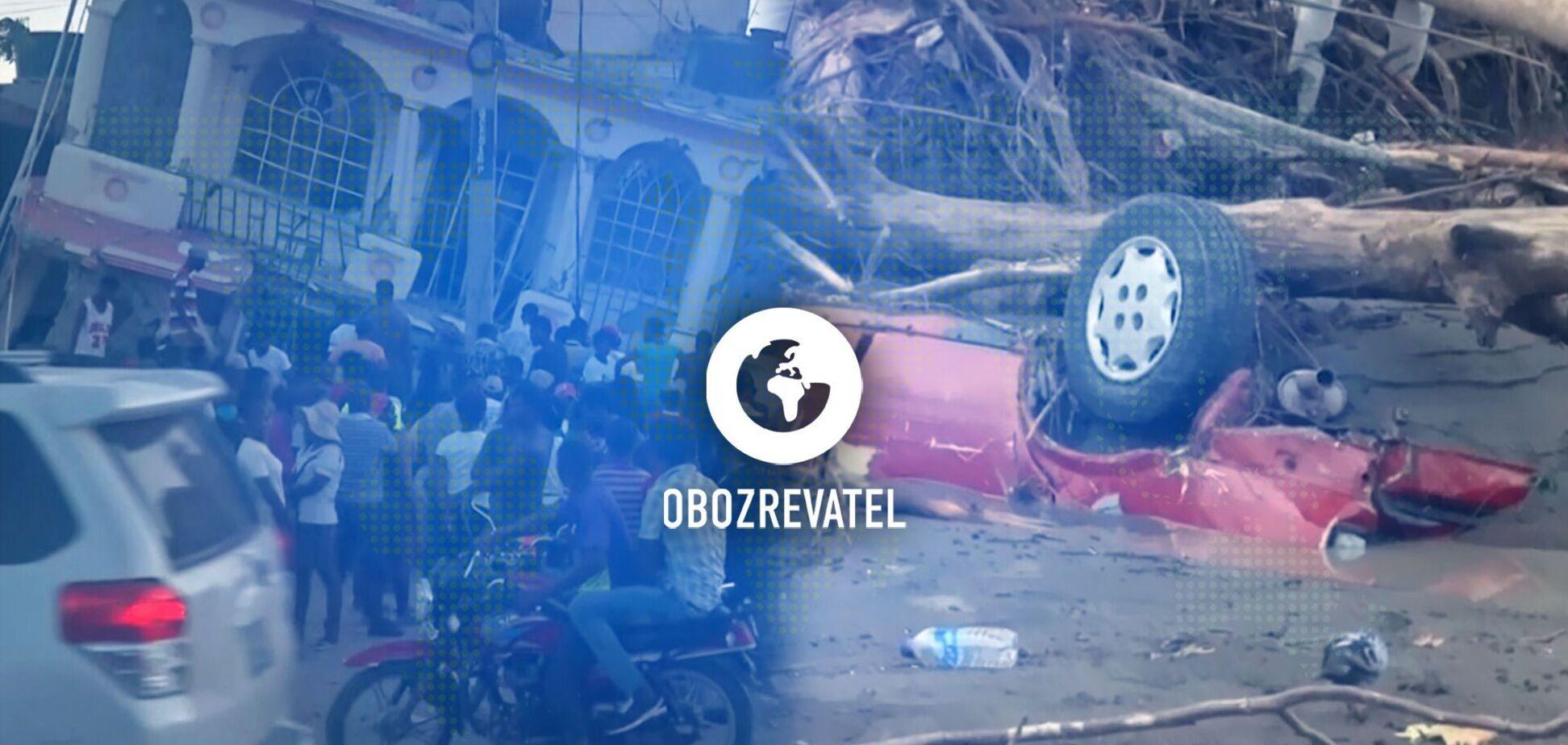 Смертельний землетрус на Гаїті та повені у Туреччині – дайджест міжнародних подій