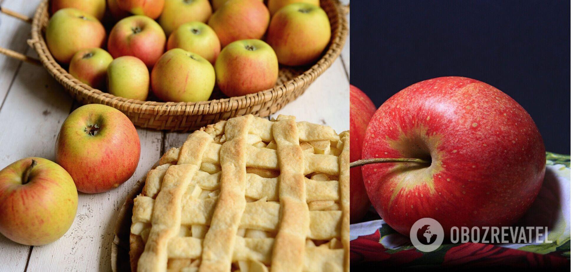 Что приготовить на Яблочный Спас