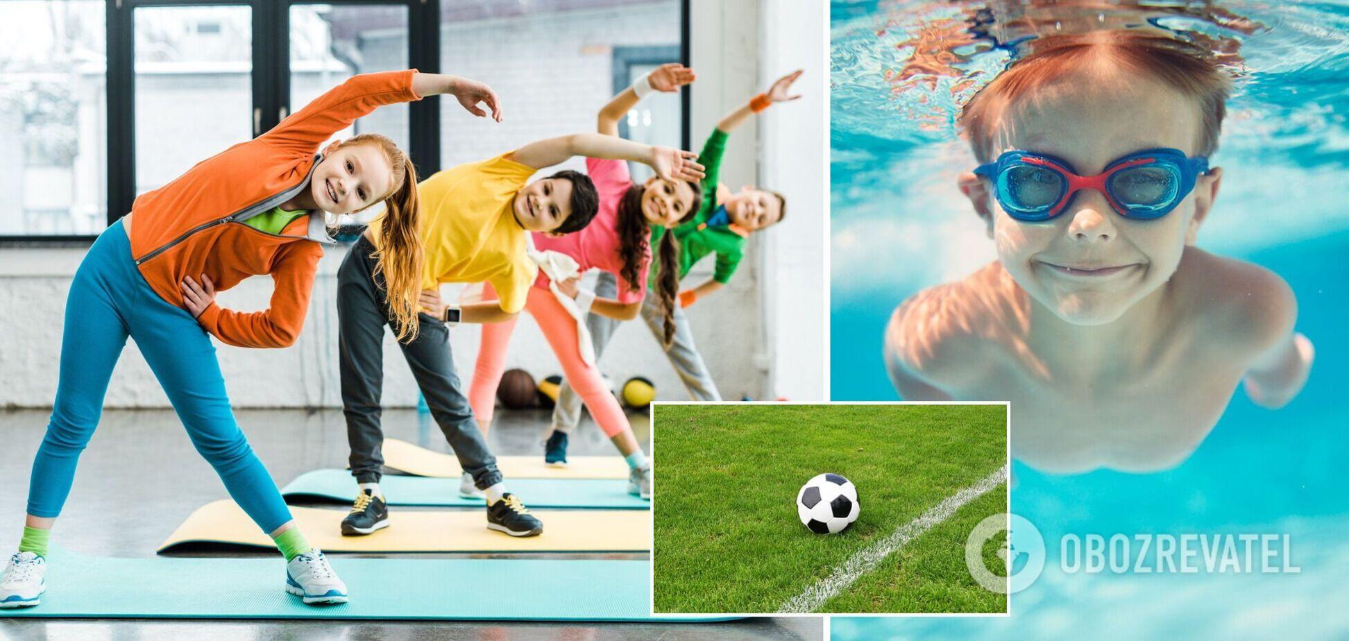 Как оторвать ребенка от смартфона и научить любить спорт: семь советов