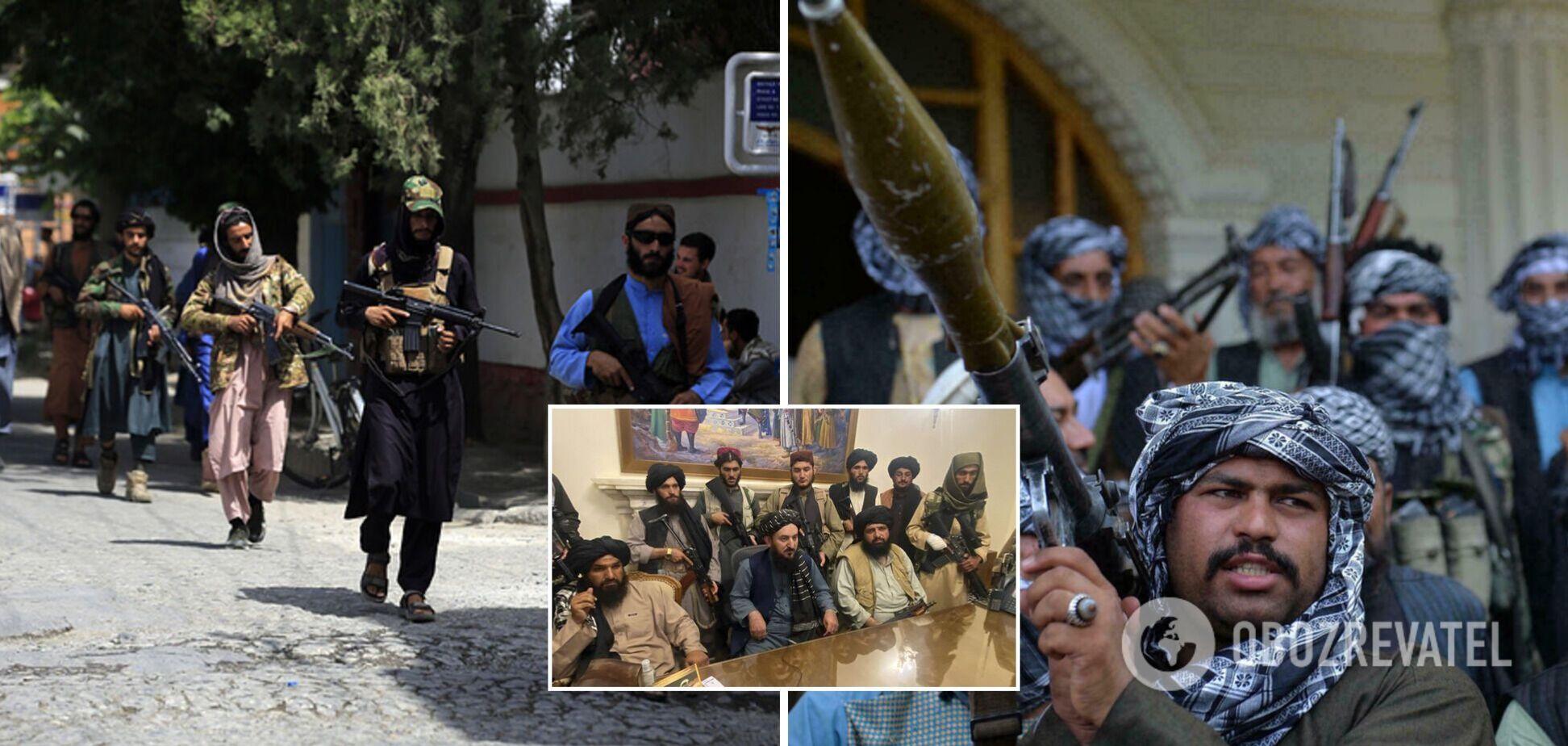 Талибы официально представили состав своего правительства: появилась реакция США