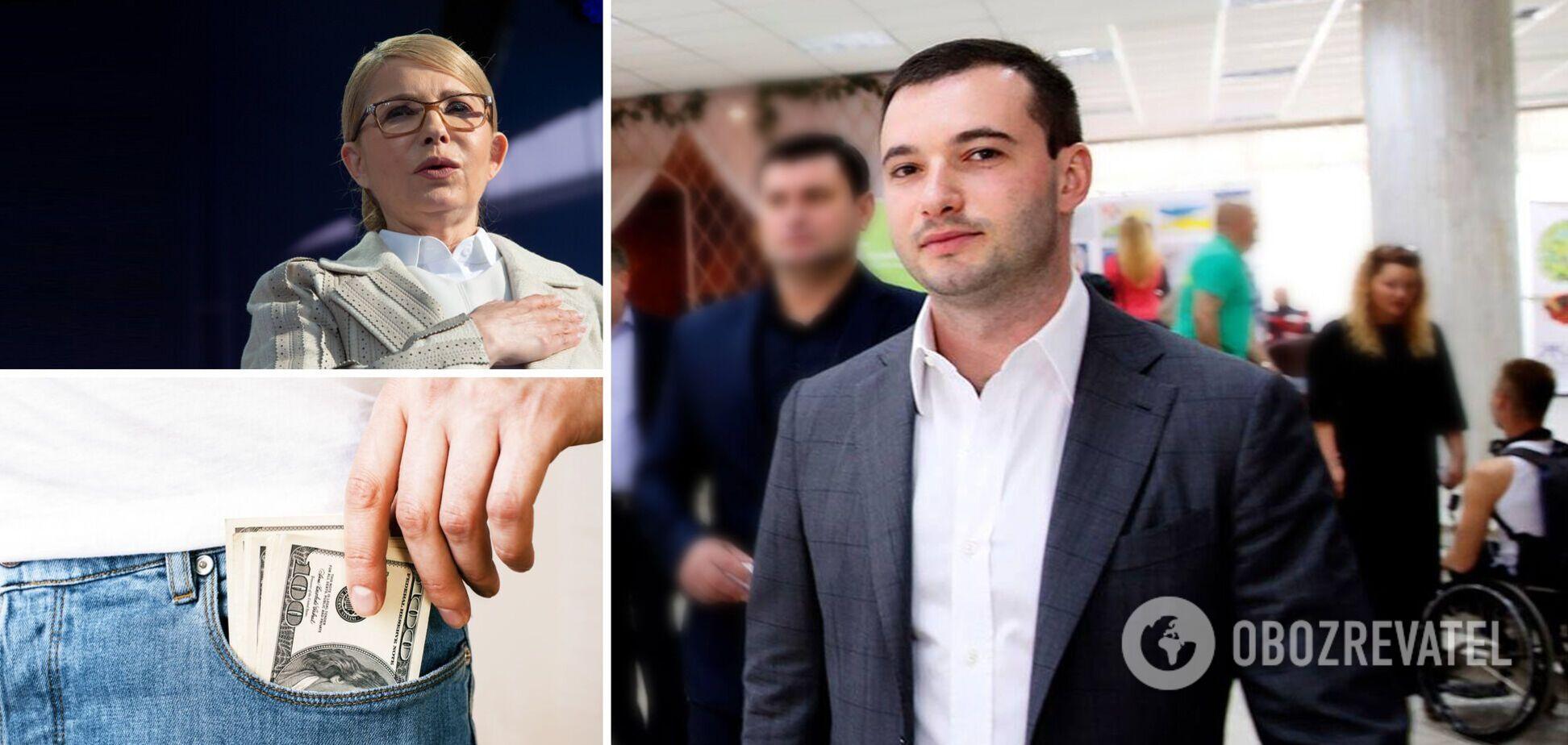 Зять Тимошенко Артур Чечеткин хорошо известен в политических кругах