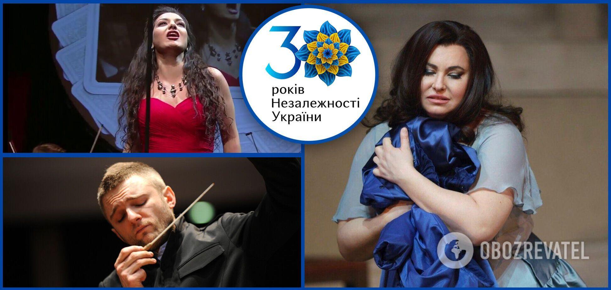 Лучшие украинские звезды мировой классической музыки – от любимого дирижера Меркель до арфистки королевы Елизаветы