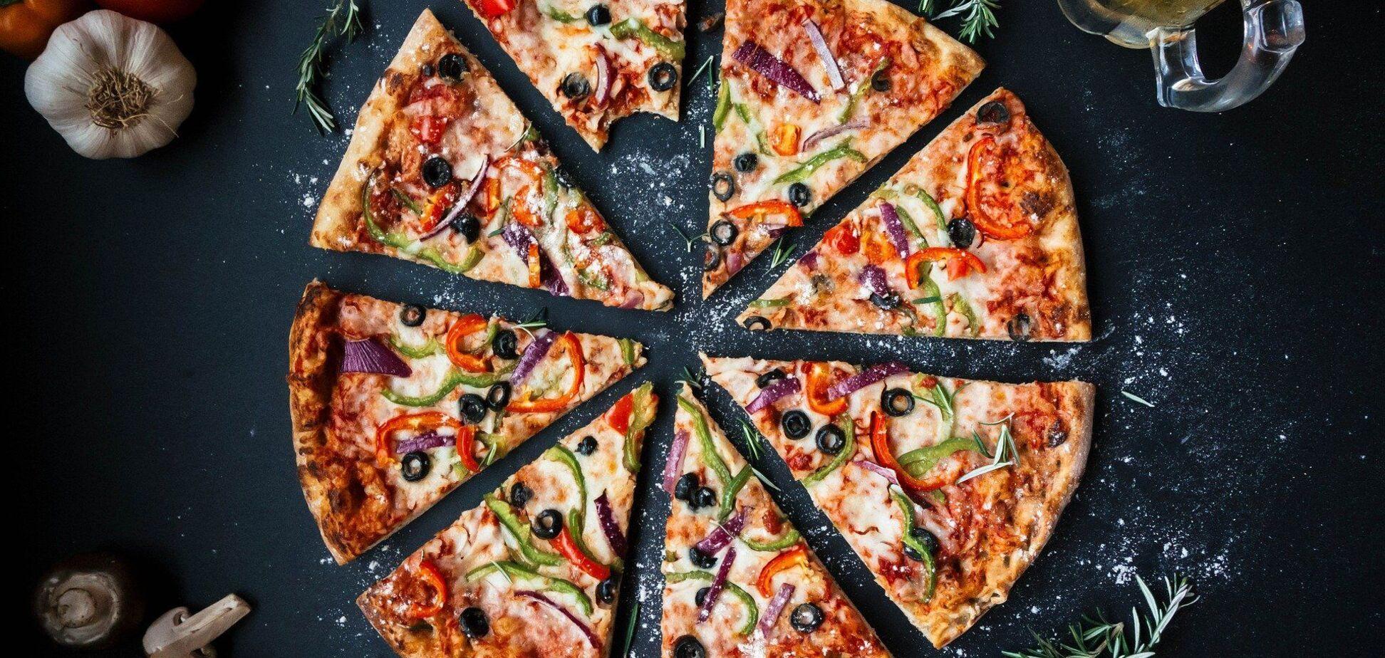 От пиццы на обед лучше отказаться