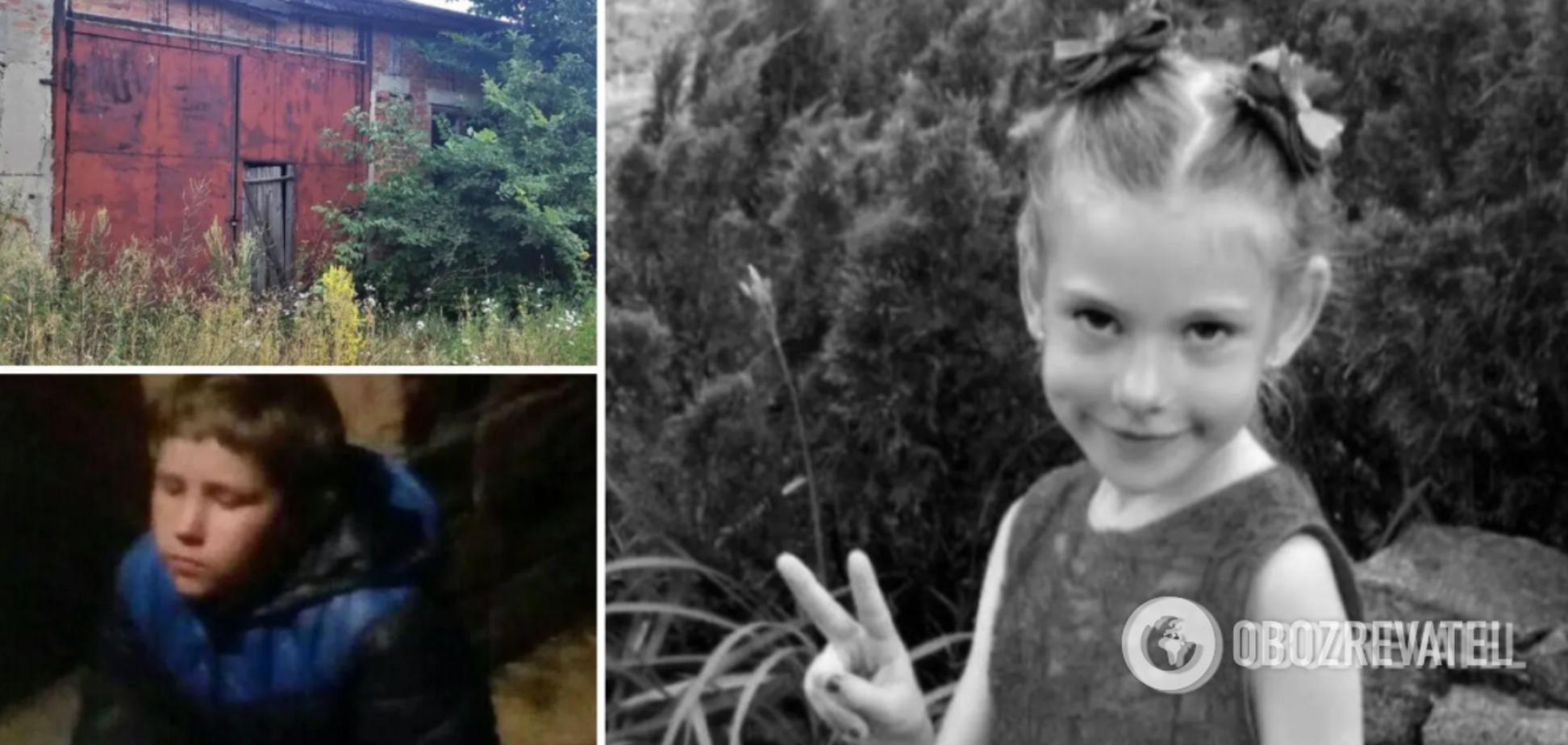 Мать боится самосуда, а подросток вину отрицает: выяснились новые детали в деле об убийстве девочки на Харьковщине