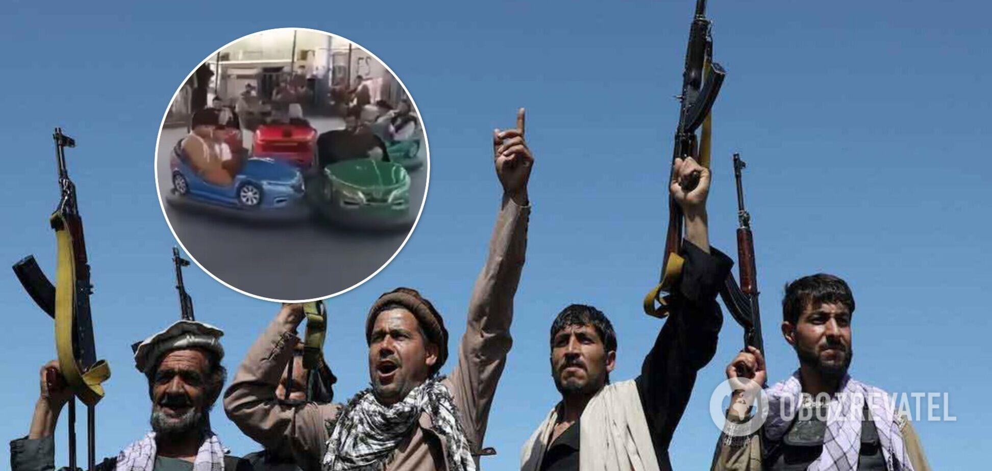 Таліби після захоплення столиці Афганістану