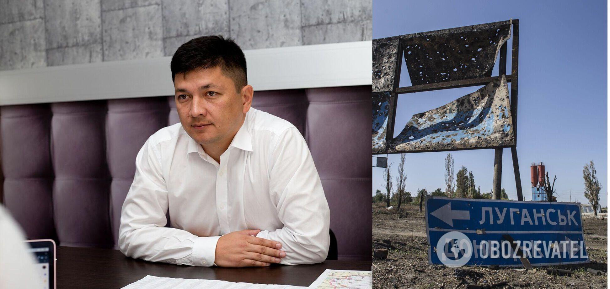 Виталий Ким высказал свое мнение о ситуации на Донбассе