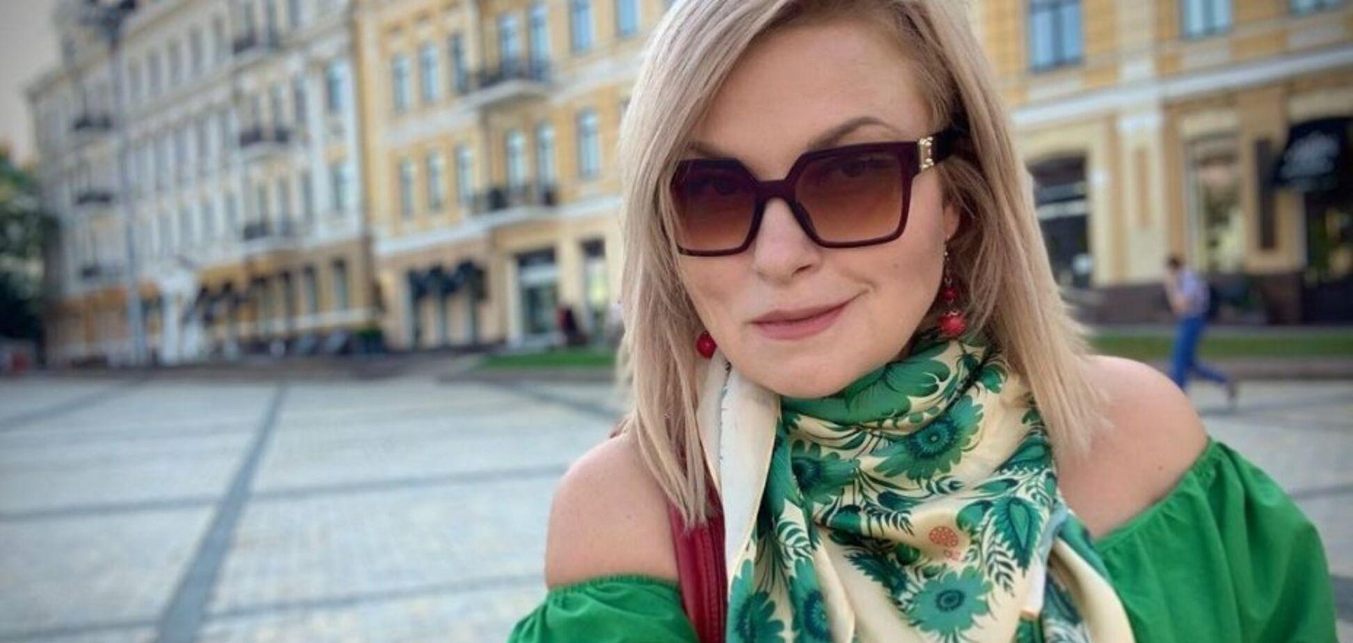 Мария Бурмака – об украинских звездах в России: бессовестно ездить туда