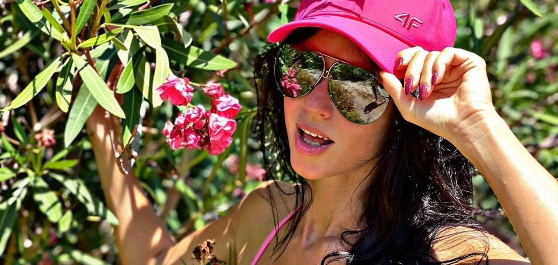 Украинская певица Виктория Смеюха