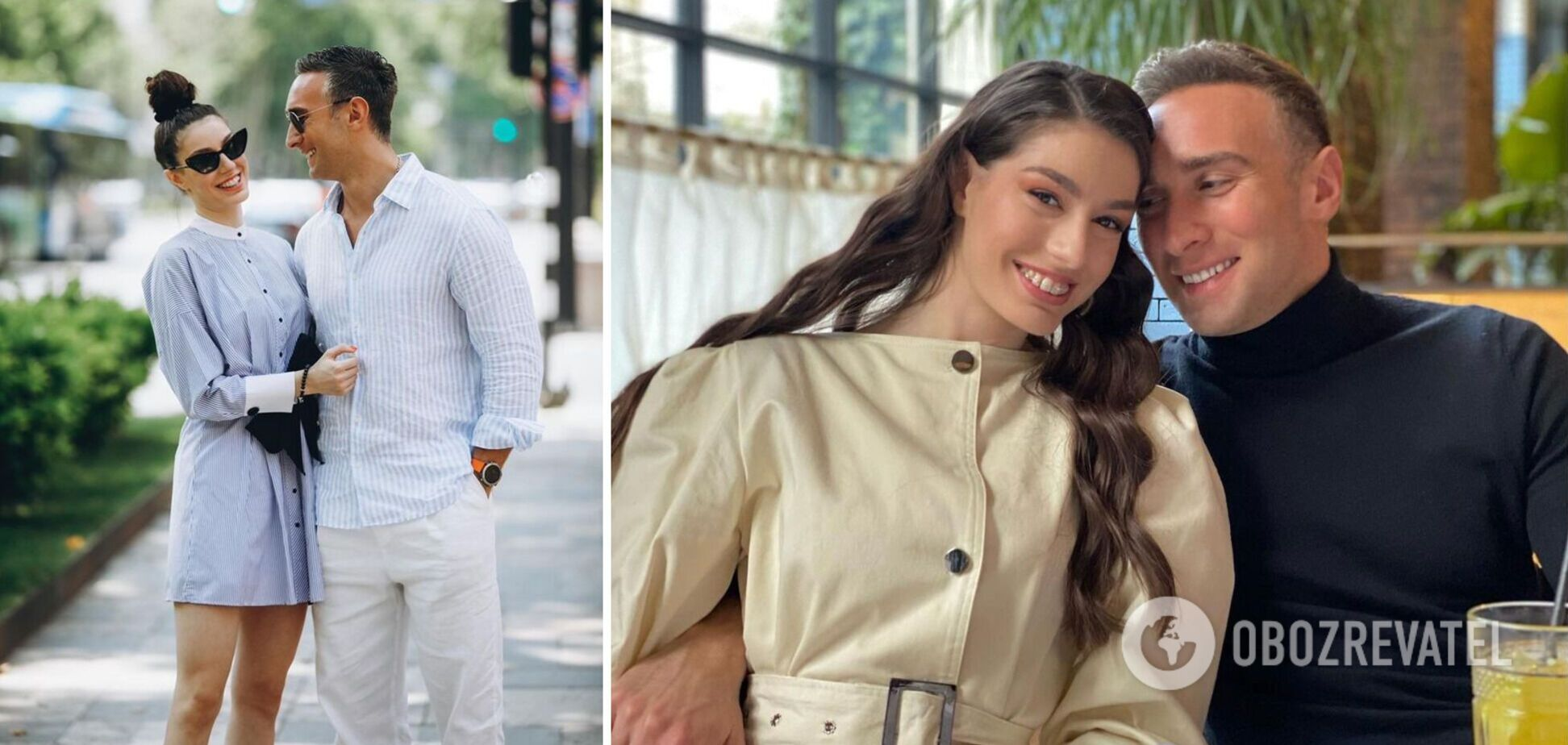 Герой 'Холостяка' Иракли Макацария засветился в Батуми с 19-летней возлюбленной