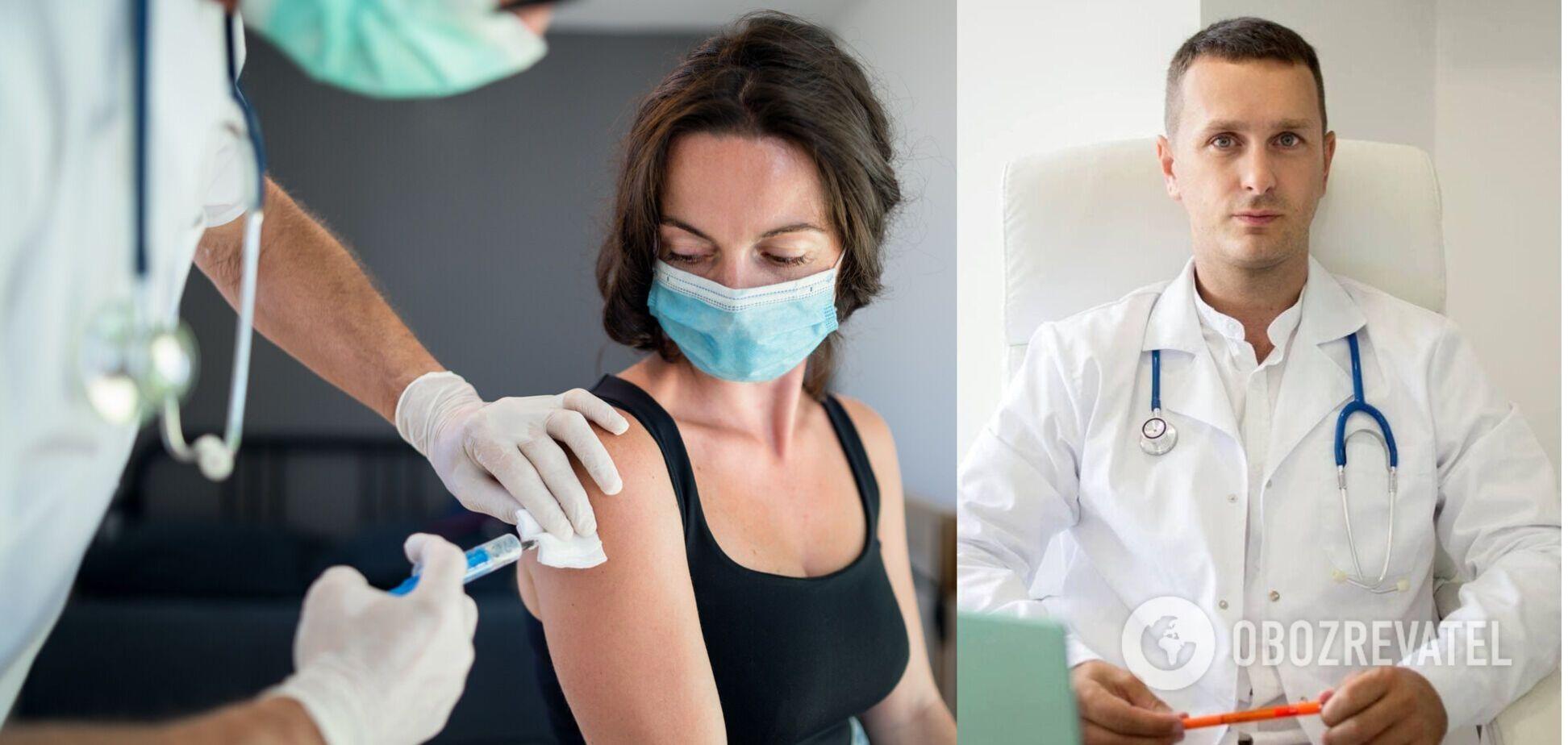 Центры вакцинации могут закрыть: врач объяснил причину