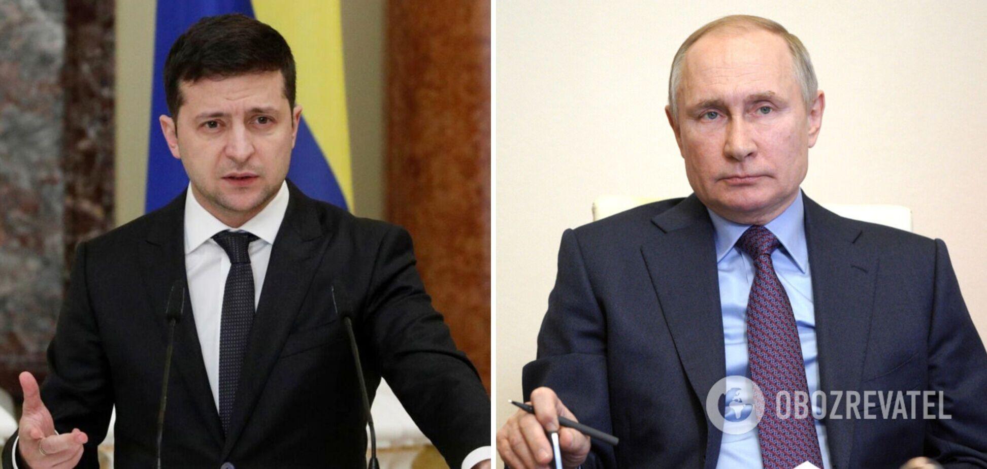 Никифоров назвал главный вопрос, который Зеленский хотел бы обсудить с Путиным