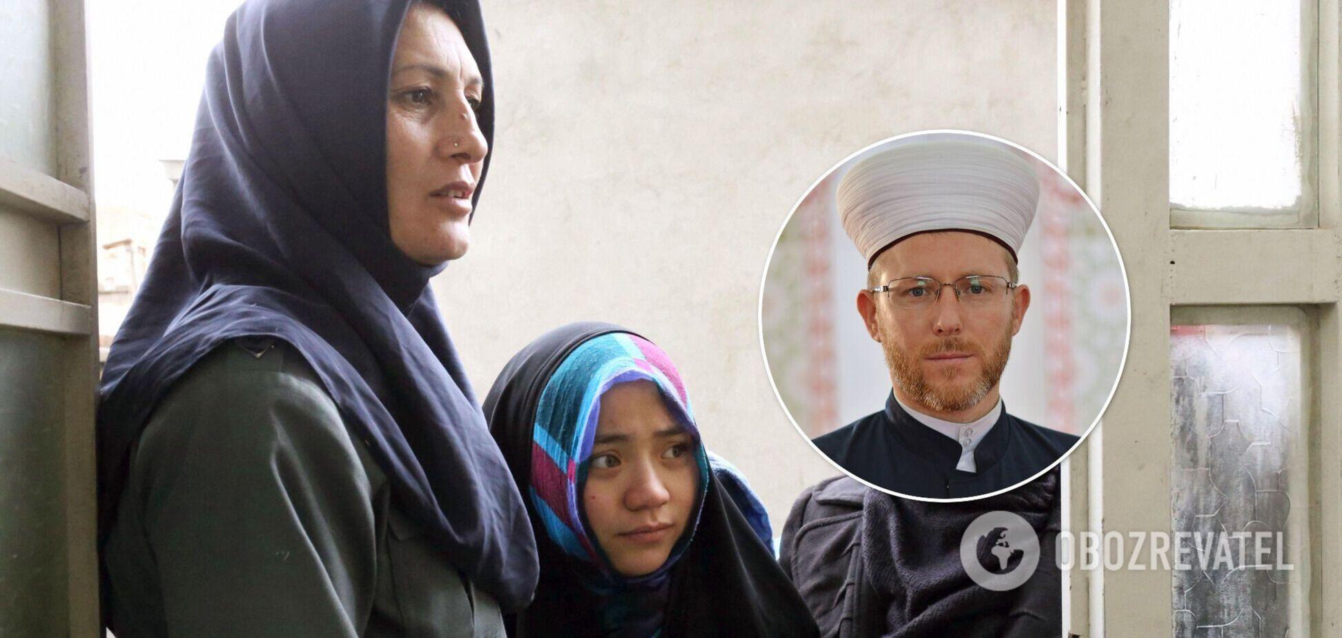 Вимоги талібів до жінок протирічать ісламу, – муфтій Ісмагілов