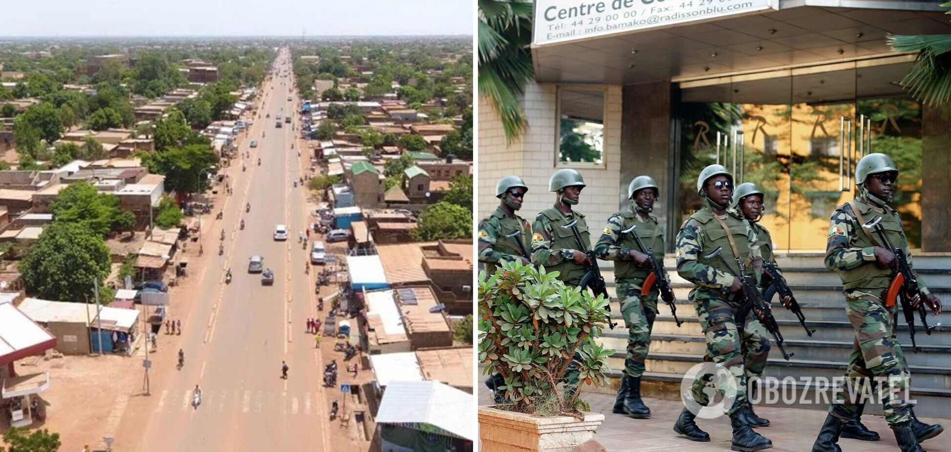 У Буркіна-Фасо вбили майже 50 осіб