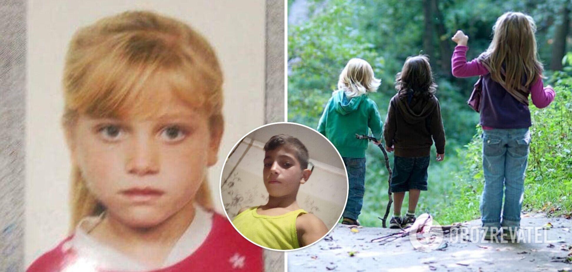 На Закарпатті зникли діти