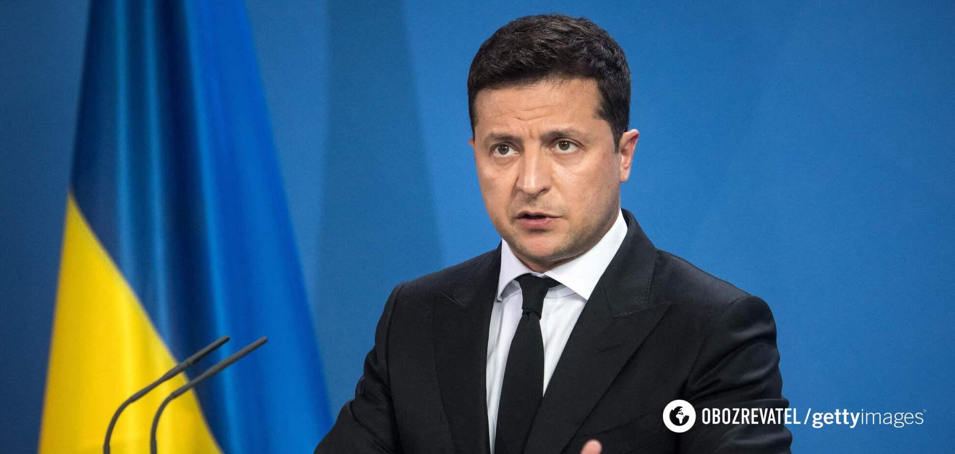 Зеленський заявив, що зараз в Україні уряд технократів
