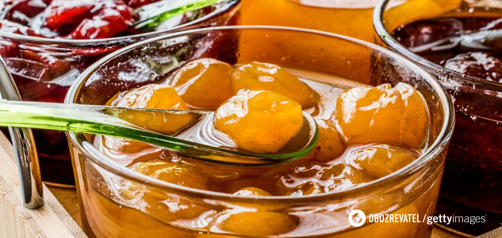Как сварить вкусное варенье из алычи