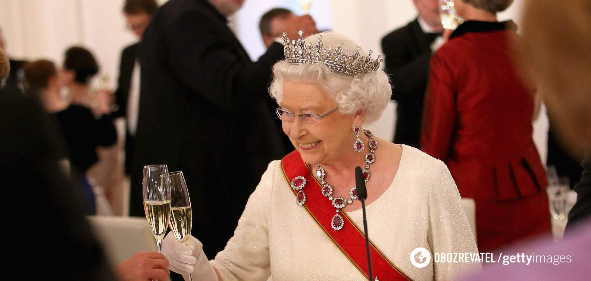 Розкрита літня дієта британської королеви