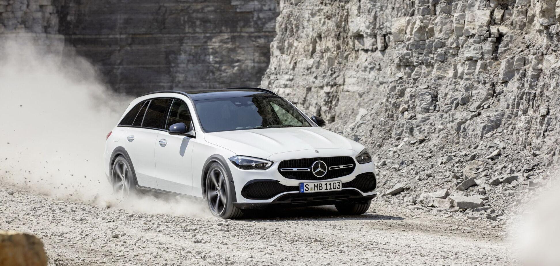 Mercedes-Benz анонсировал C-Class All-Terrain