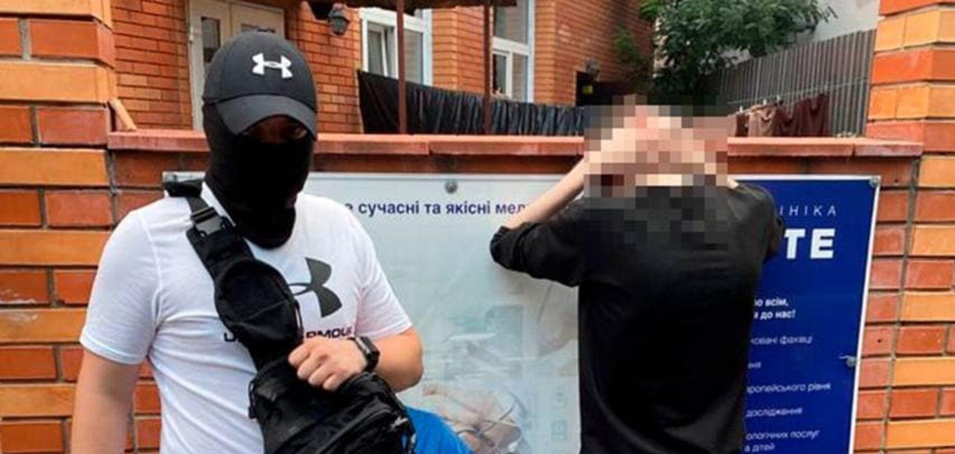 У Одесі СБУ затримала учасників наркобанди 'Ндрангета'