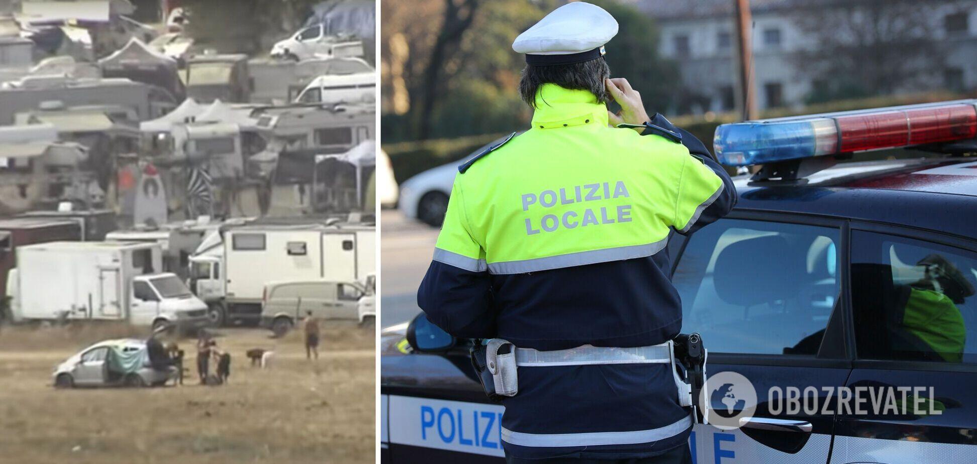 В Италии на нелегальной рэйв-вечеринке умер человек: ее участников уже пять дней не могут разогнать. Фото и видео