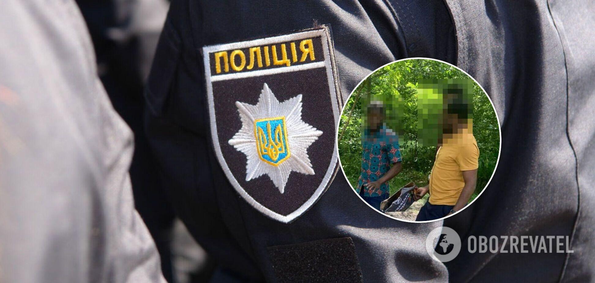 У Львові поліцію викликали до компанії, яка вбила козу в парку