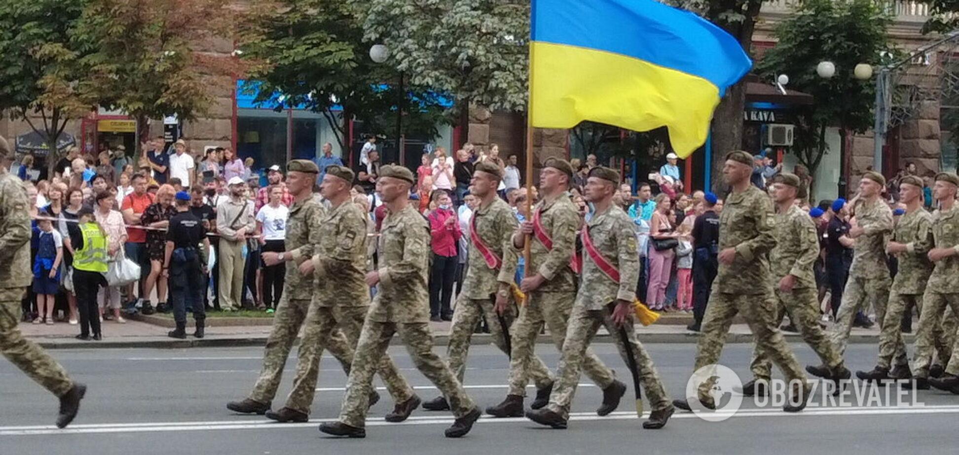 Київ може постояти у заторі, щоб побачити тих, завдяки кому воно мирне