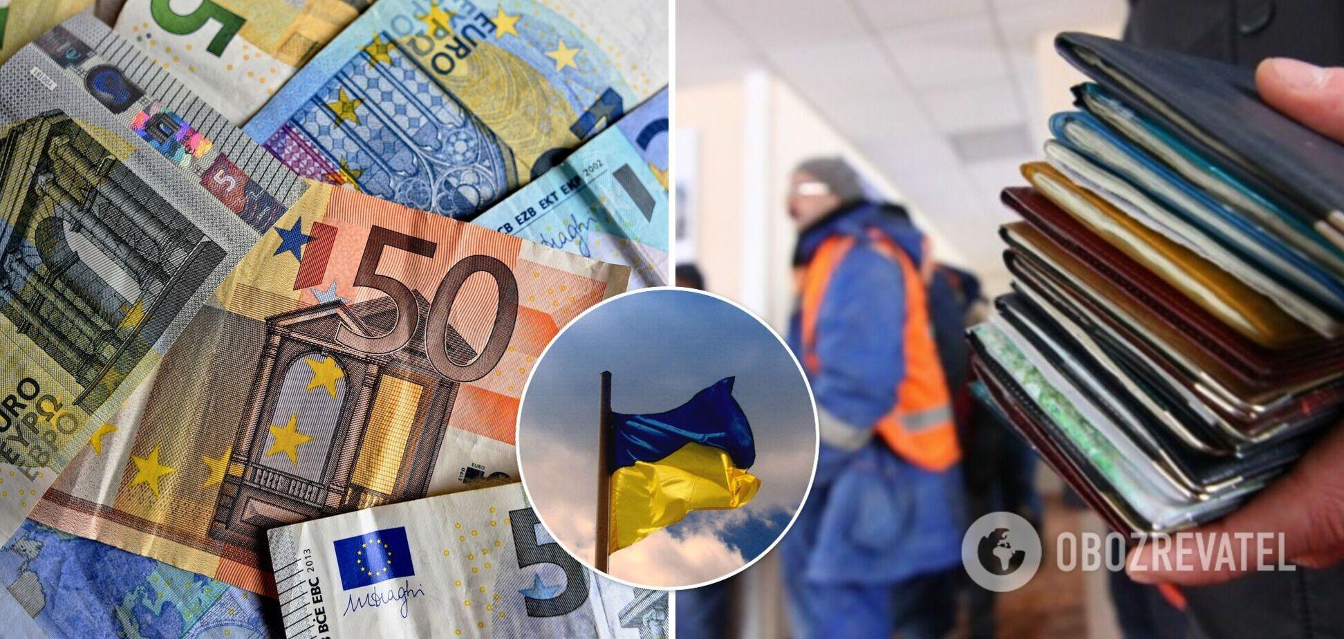 Заробітчани переказали в Україну понад 2,5 млрд євро