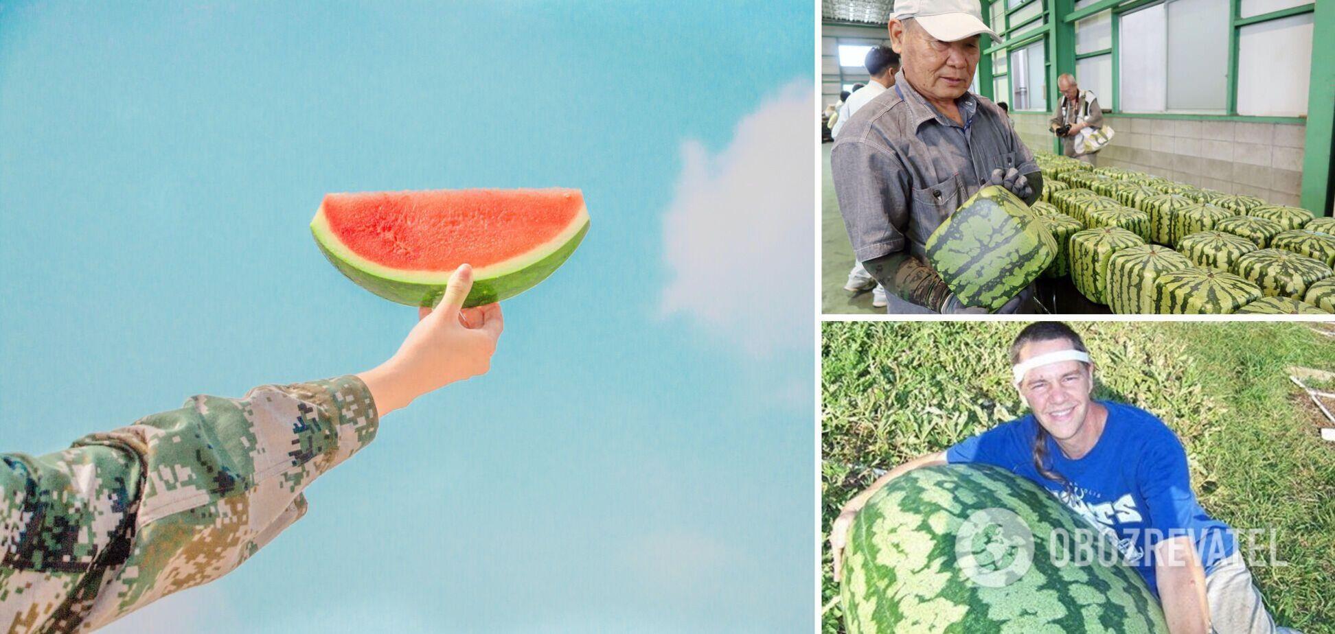 Всемирный день арбуза празднуют 3 августа