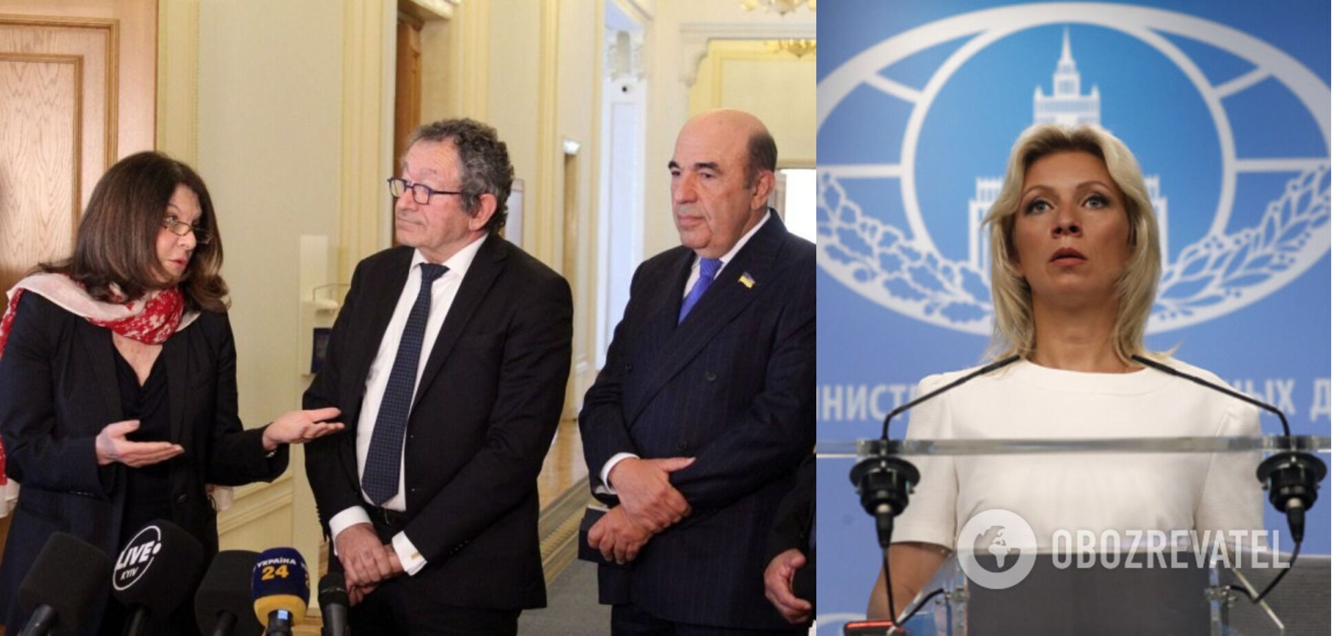 Фейки про Украину от марионеток Кремля: пора объявлять персон нон грата