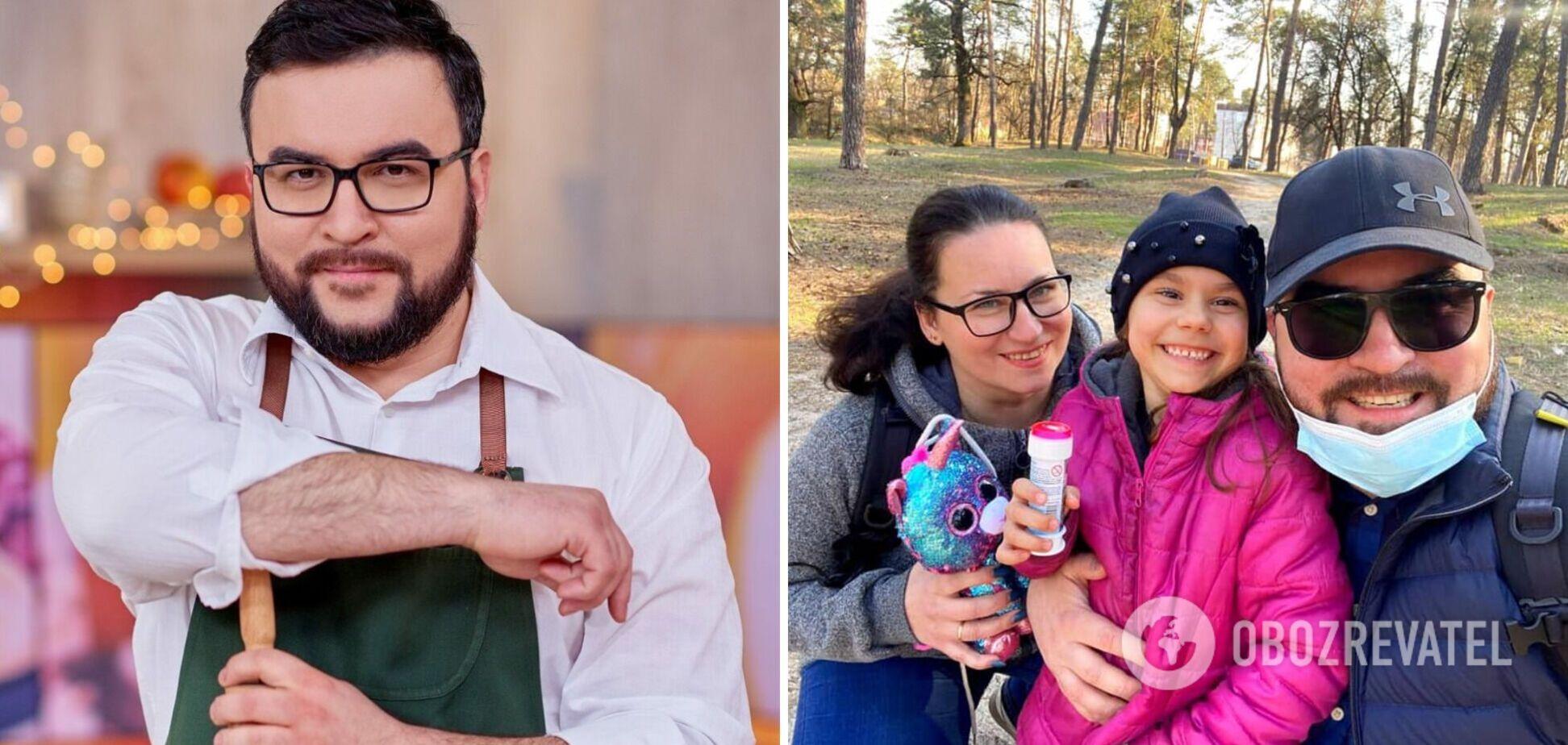 Український телеведучий – про втечу його сестри з Криму: 'зелені чоловічки' штовхали і погрожували