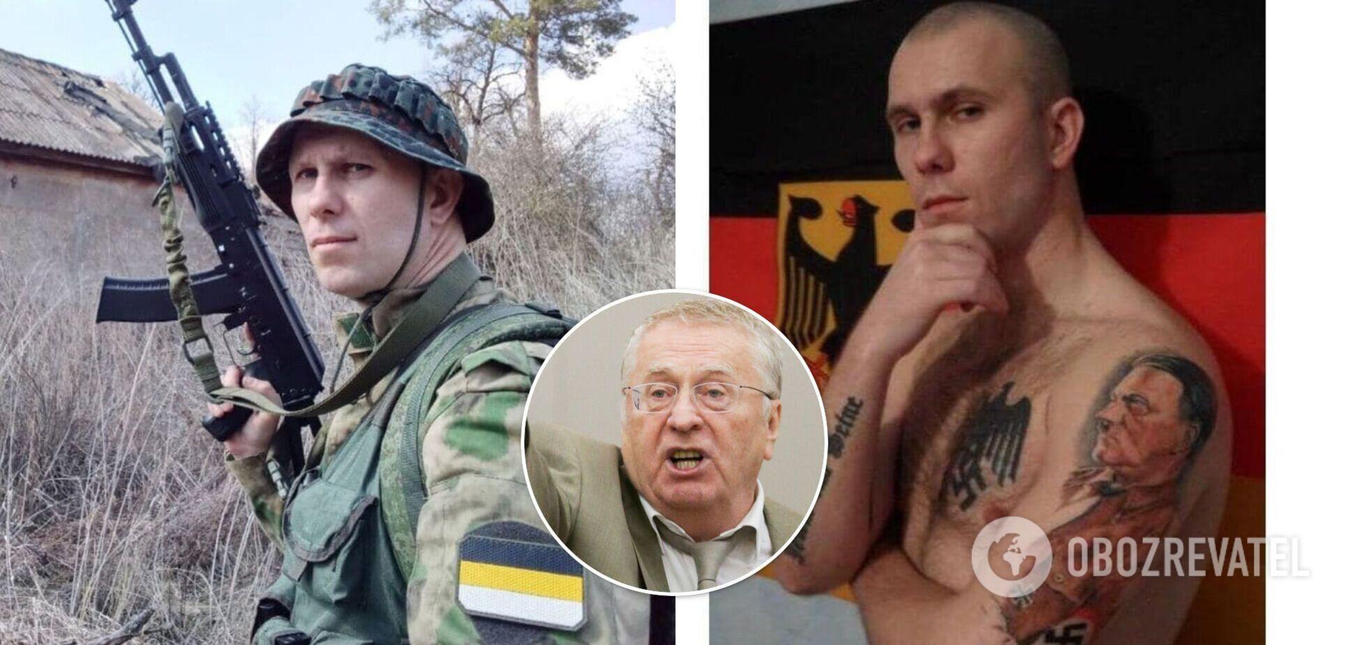 Партія Жириновського висунула на виборах у Держдуму прихильника Гітлера, який воював на Донбасі: всі подробиці