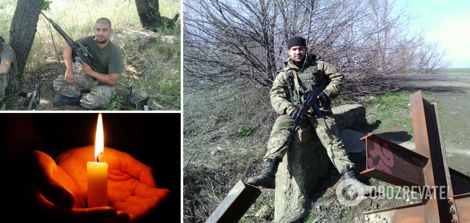 Продлевал контракты и просил не говорить маме: что известно о погибшем на Донбассе воине с Херсонщины
