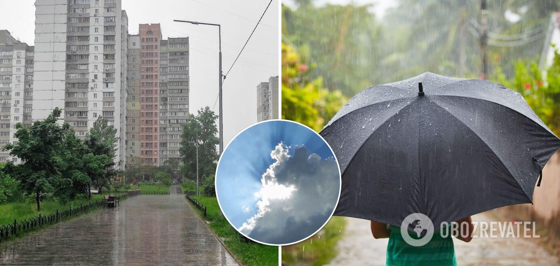На вихідних у столиці опадів не очікується