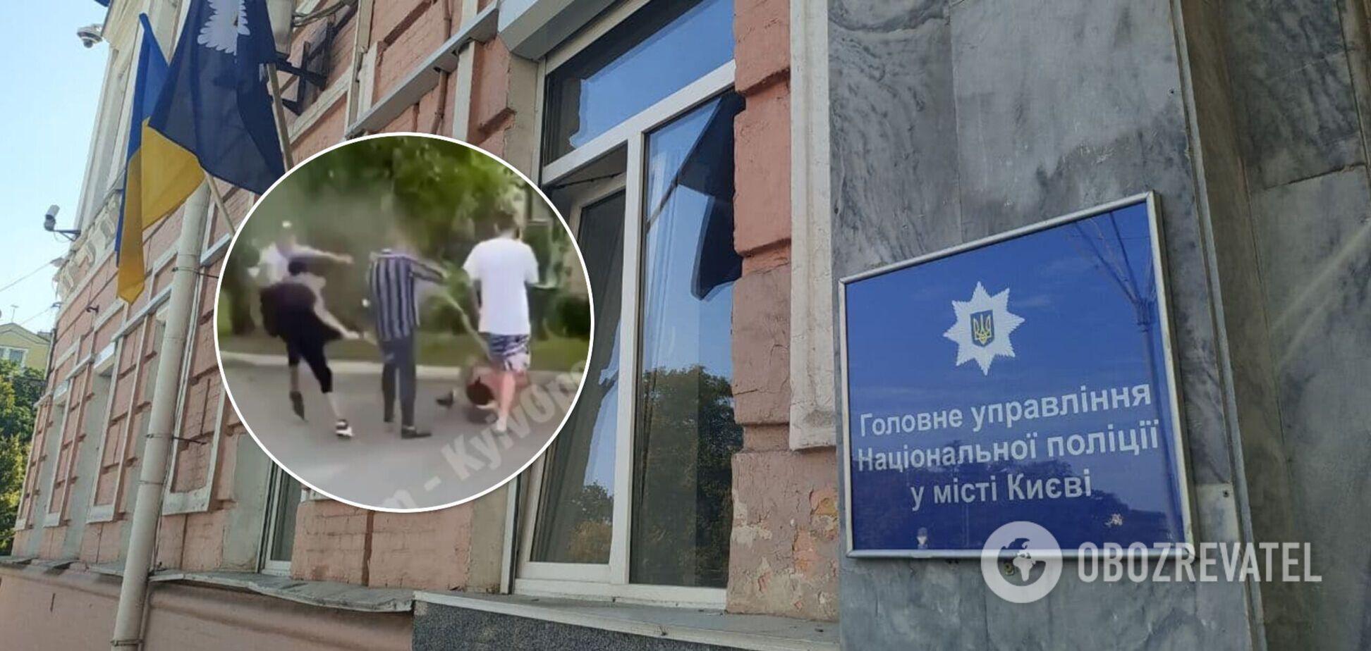 Полиция установила личности нападавших