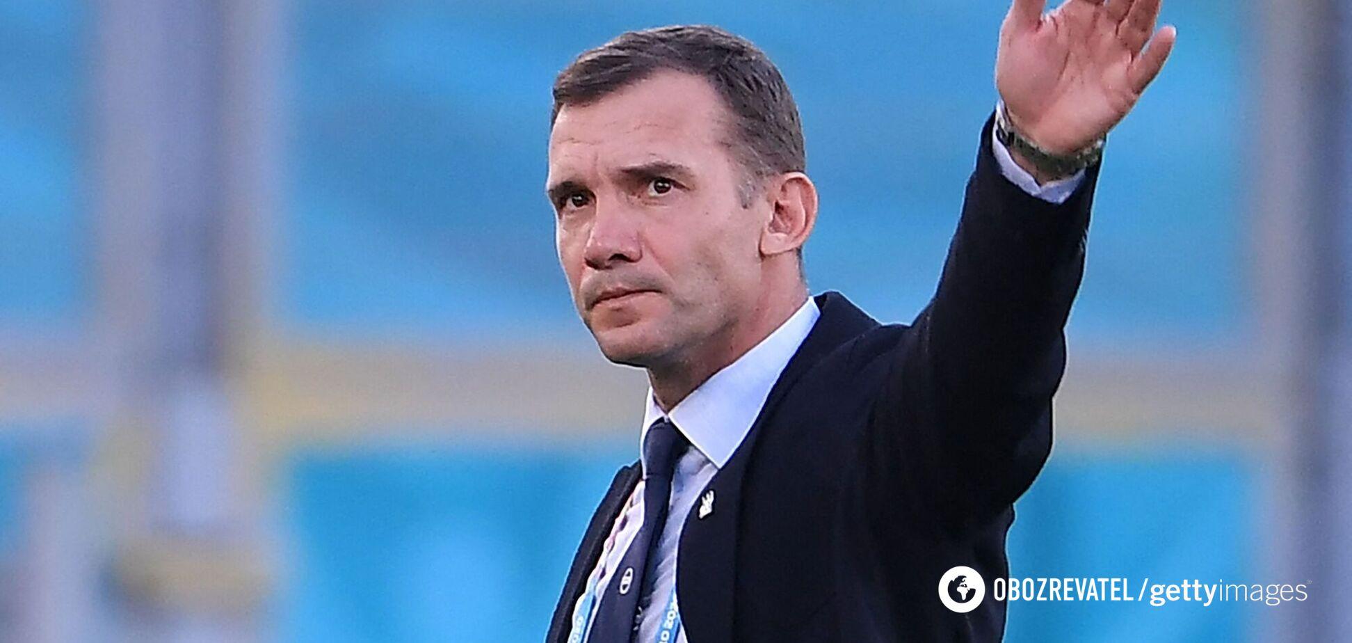 Андрей Шевченко может перейти в клуб из США