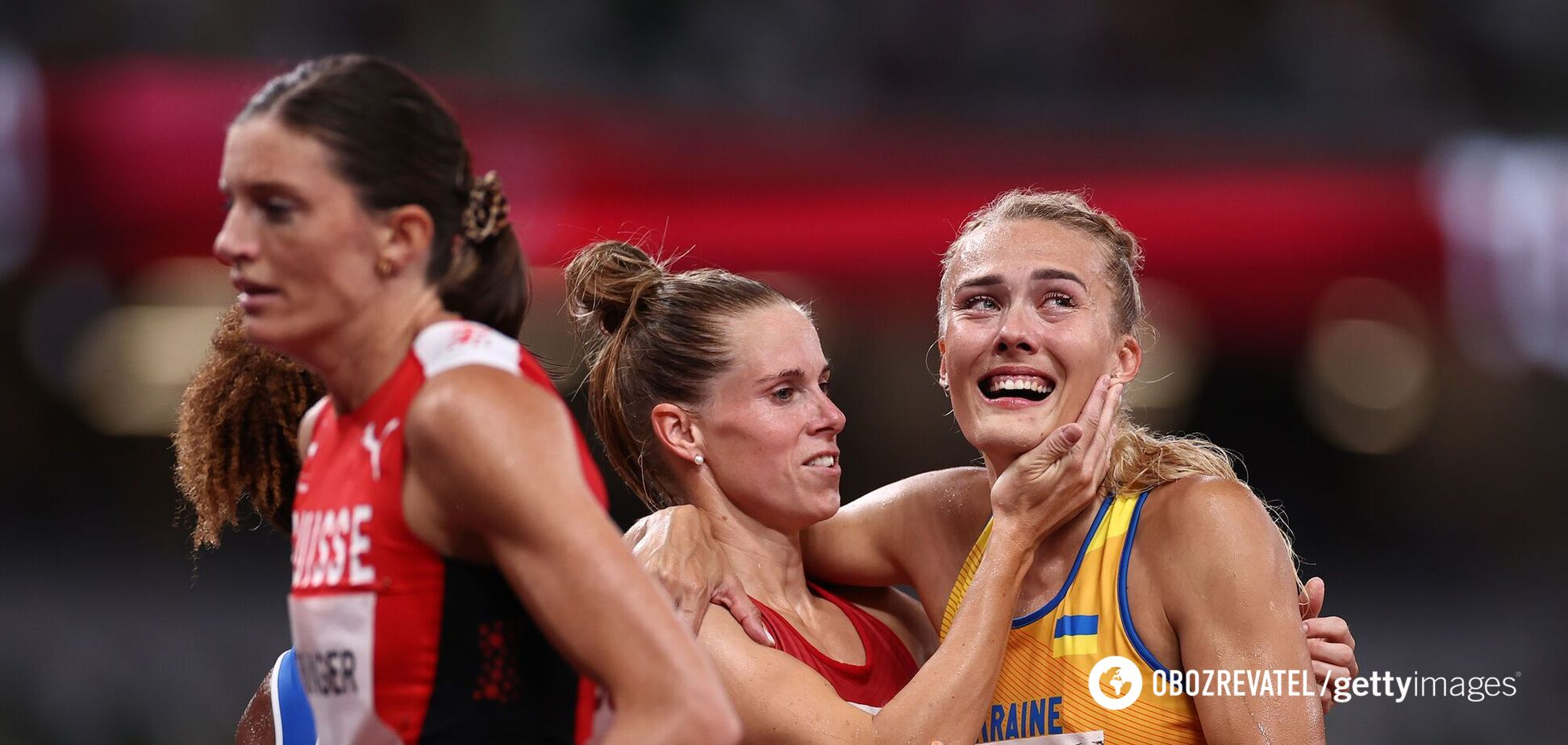 Две украинки вышли в финал Олимпиады-2020, переписав историю