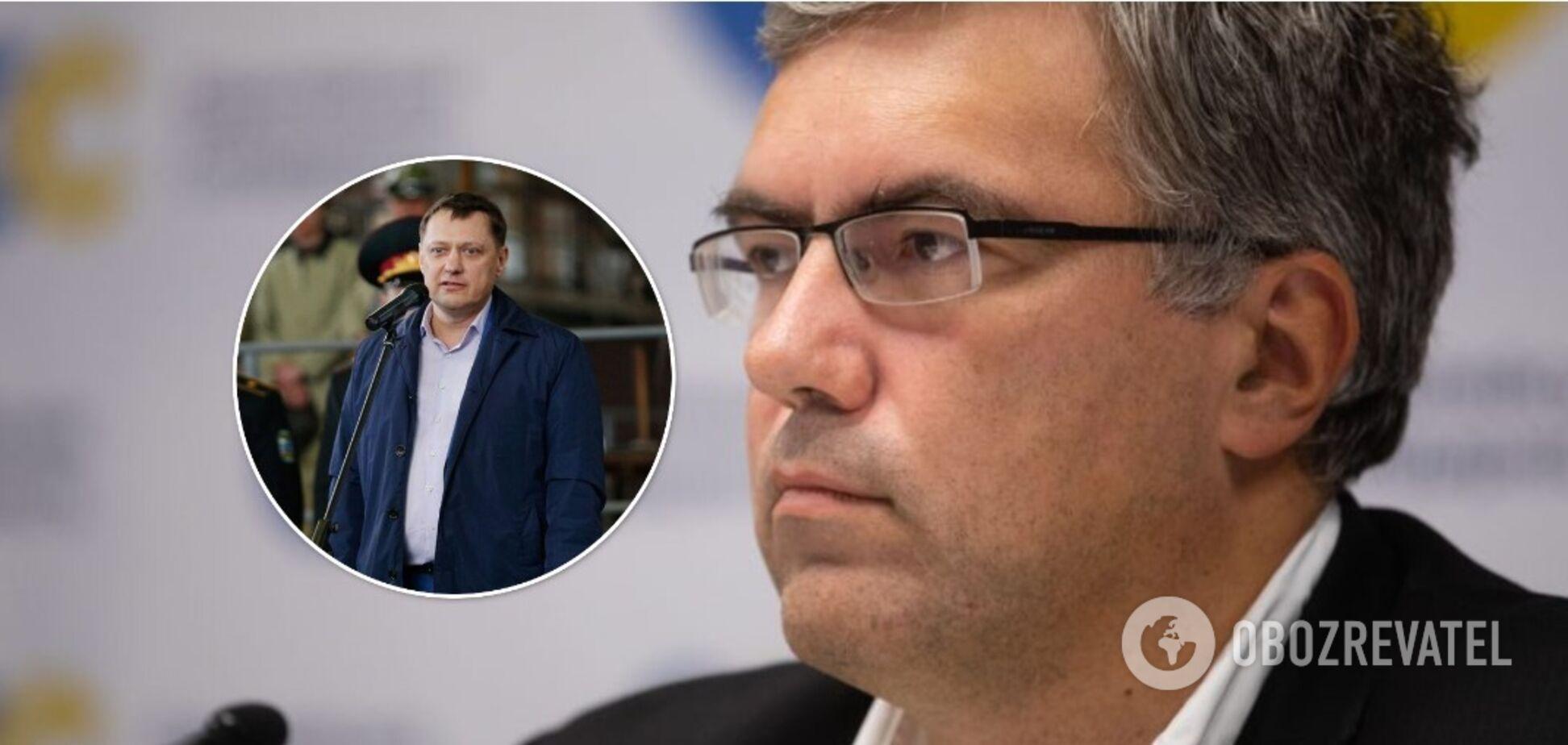 Павленко уверен, что вынесение залога в более 400 млн грн Шандре является пыткой