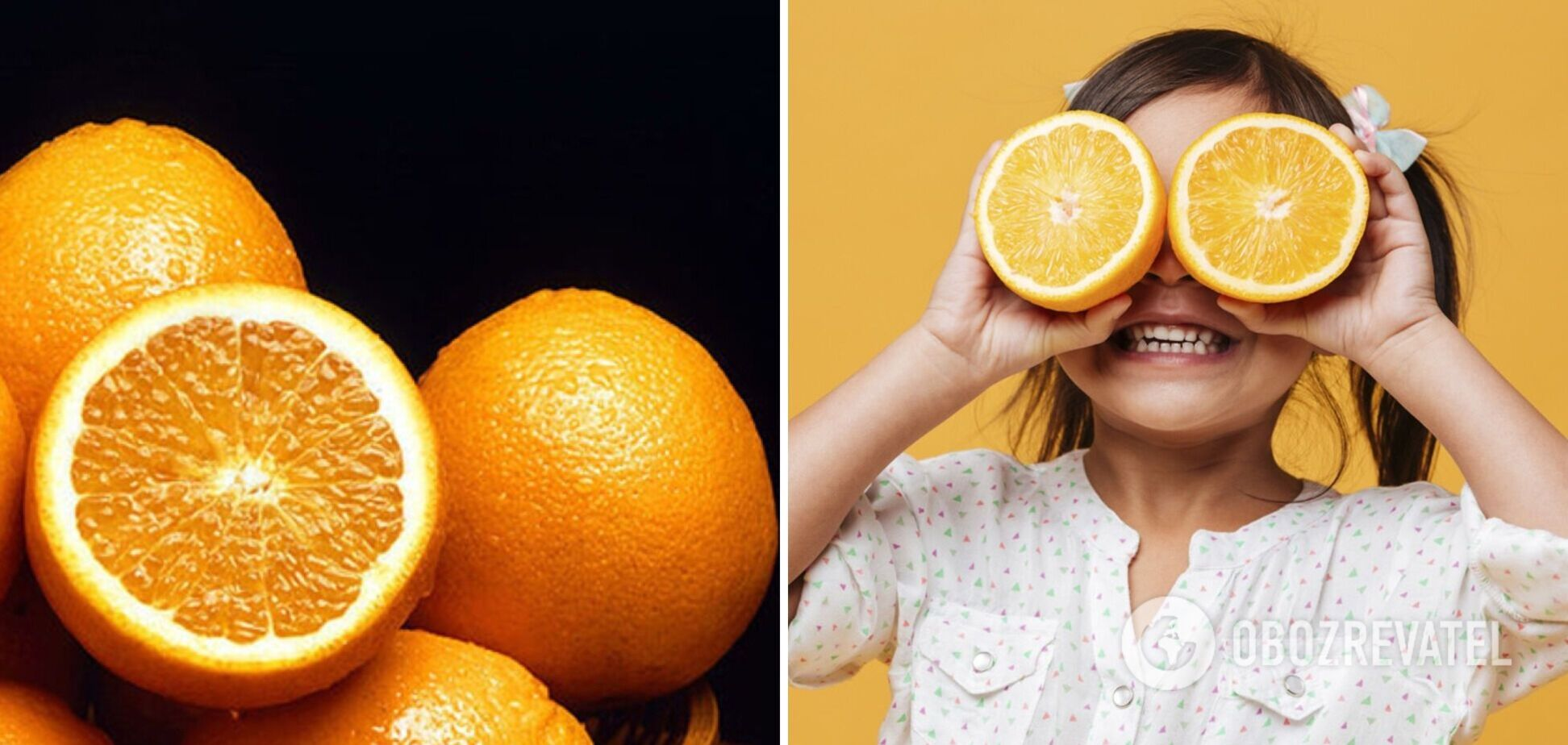 Вживання апельсинів може знизити ризик двох небезпечних хвороб, – результати дослідження