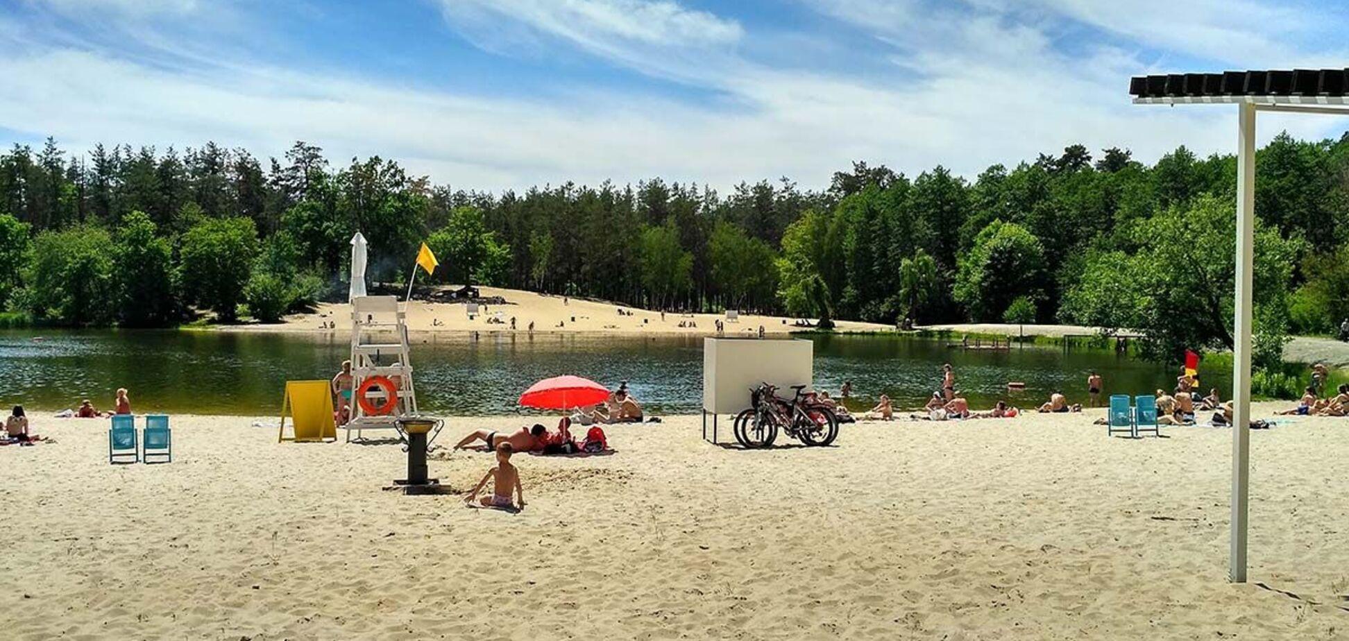 Де в Києві заборонено купатися