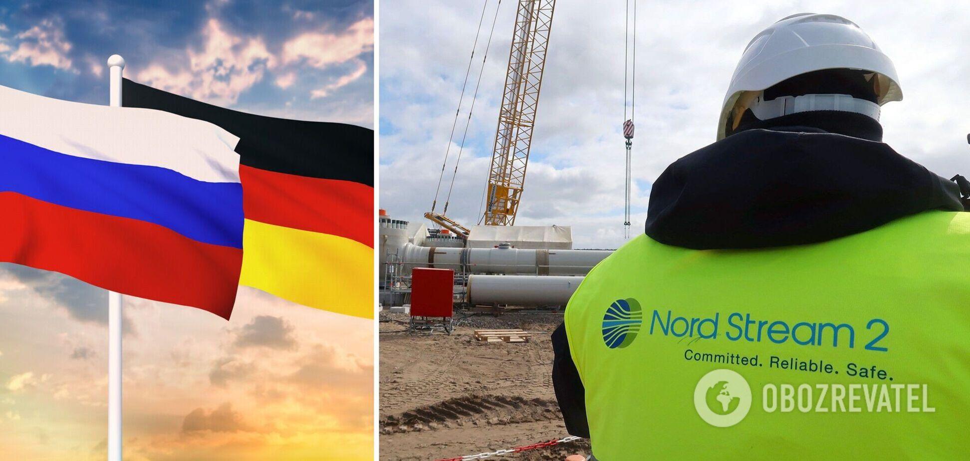 Німеччина не заблокує 'Північний потік-2', навіть якщо РФ буде використовувати його як геополітичну зброю – Bloomberg