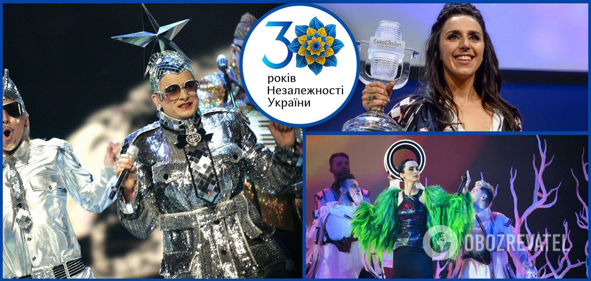 'Дикие танцы' для Европы и благословение УПЦ МП на победу: как Украина с рекордами покоряла Евровидение