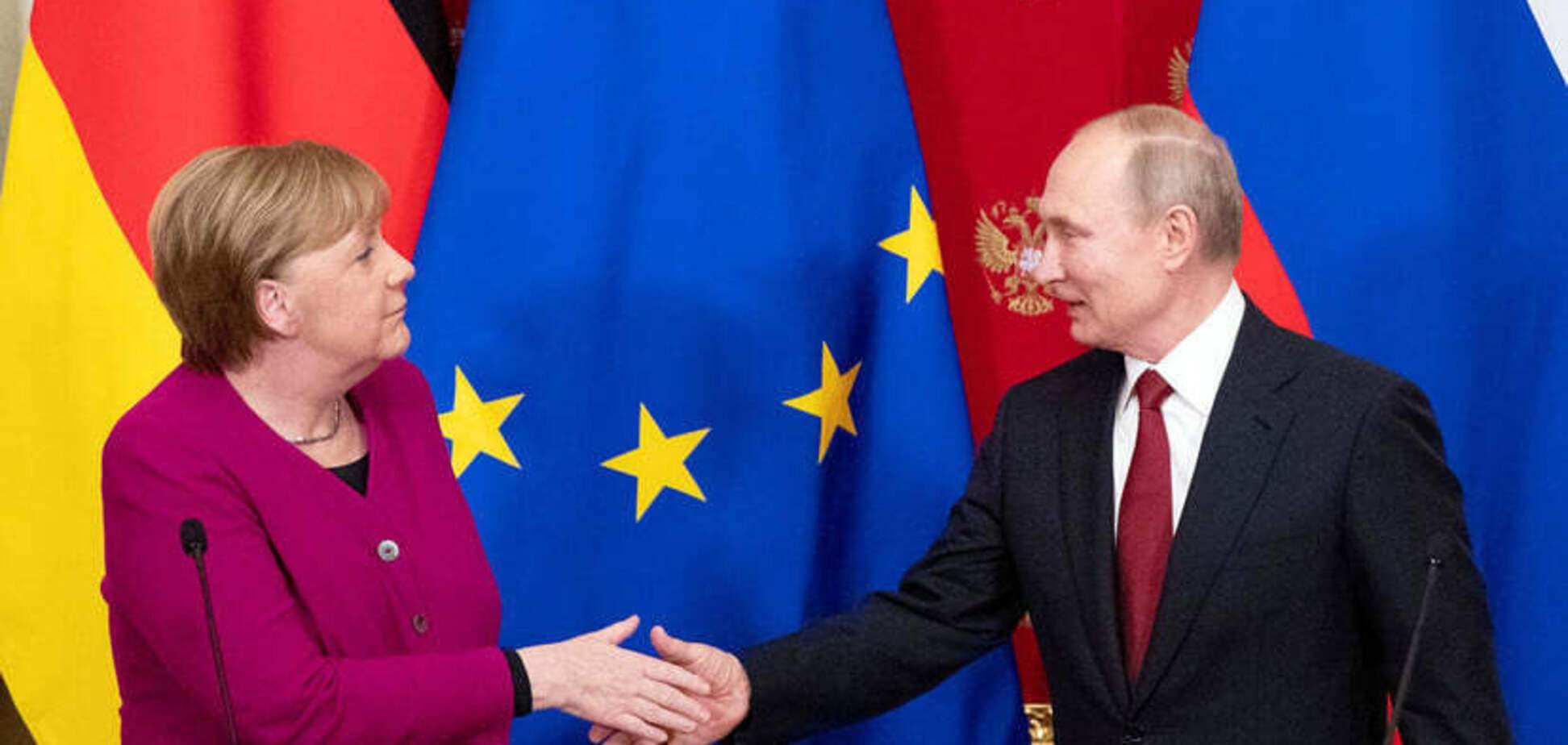 Таких, как Путин – вызывают на ковер